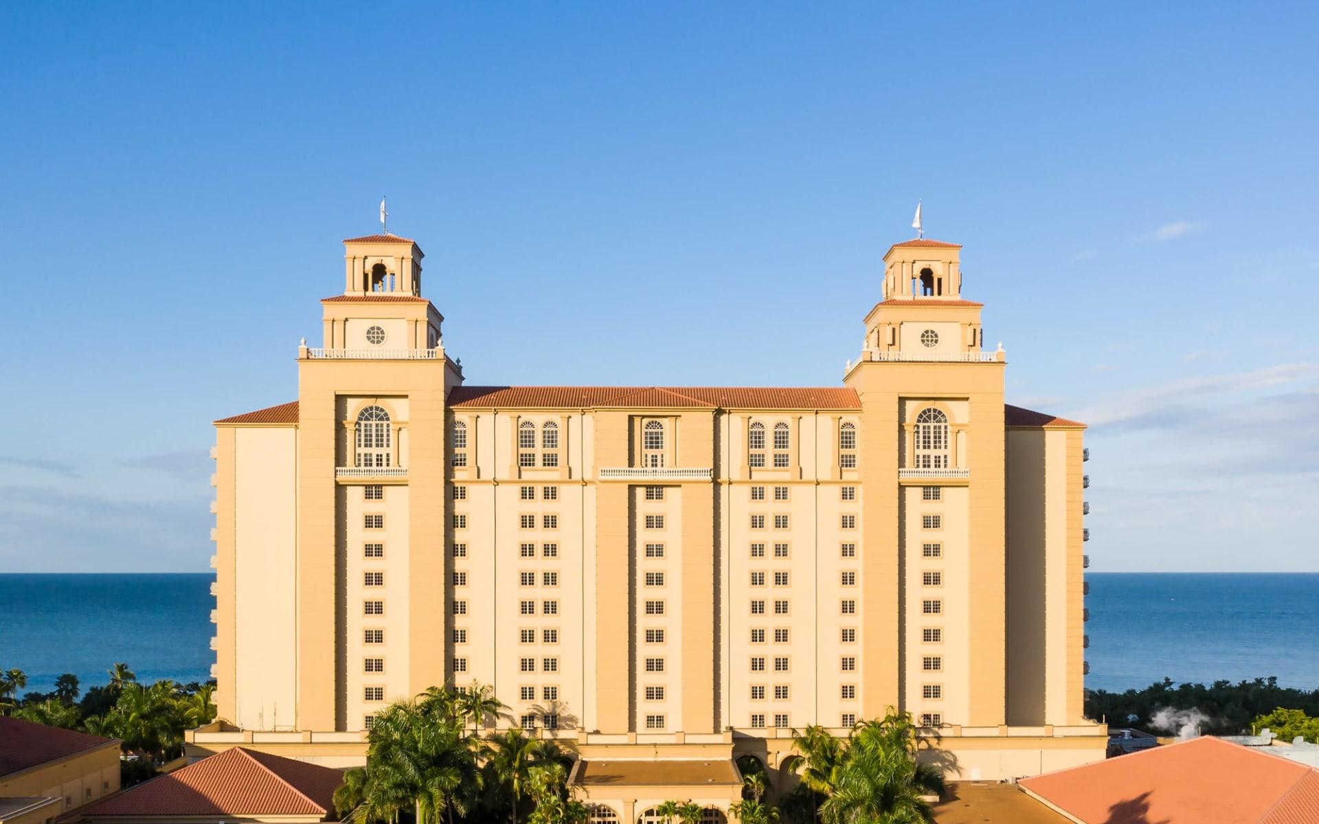 The Ritz Carlton Naples:  The Ritz Carlton Naples_Aussenansicht