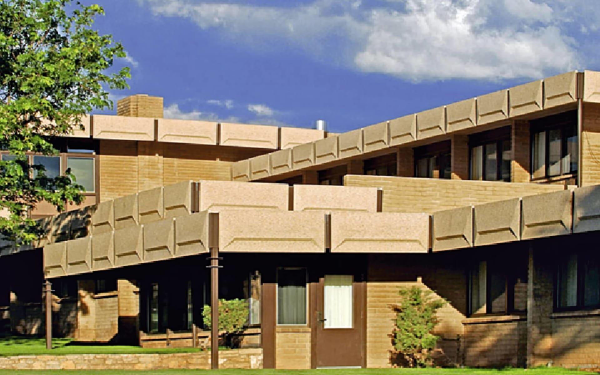Thunderbird Lodge in Grand Canyon Nationalpark: exterior thunderbird lodge anlage