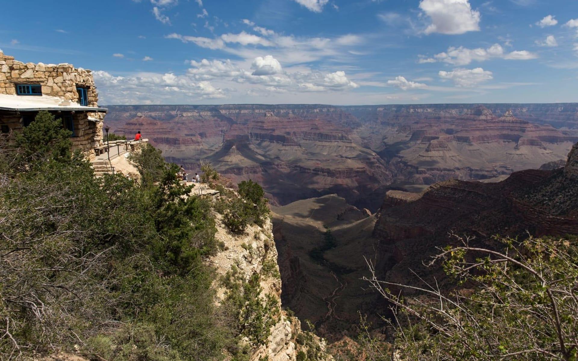Thunderbird Lodge in Grand Canyon Nationalpark:  TL 1B