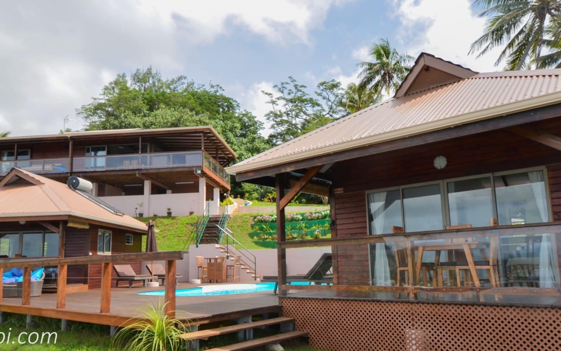 Villa Tonoï in Raiatea:  Villa Tonoi (2)