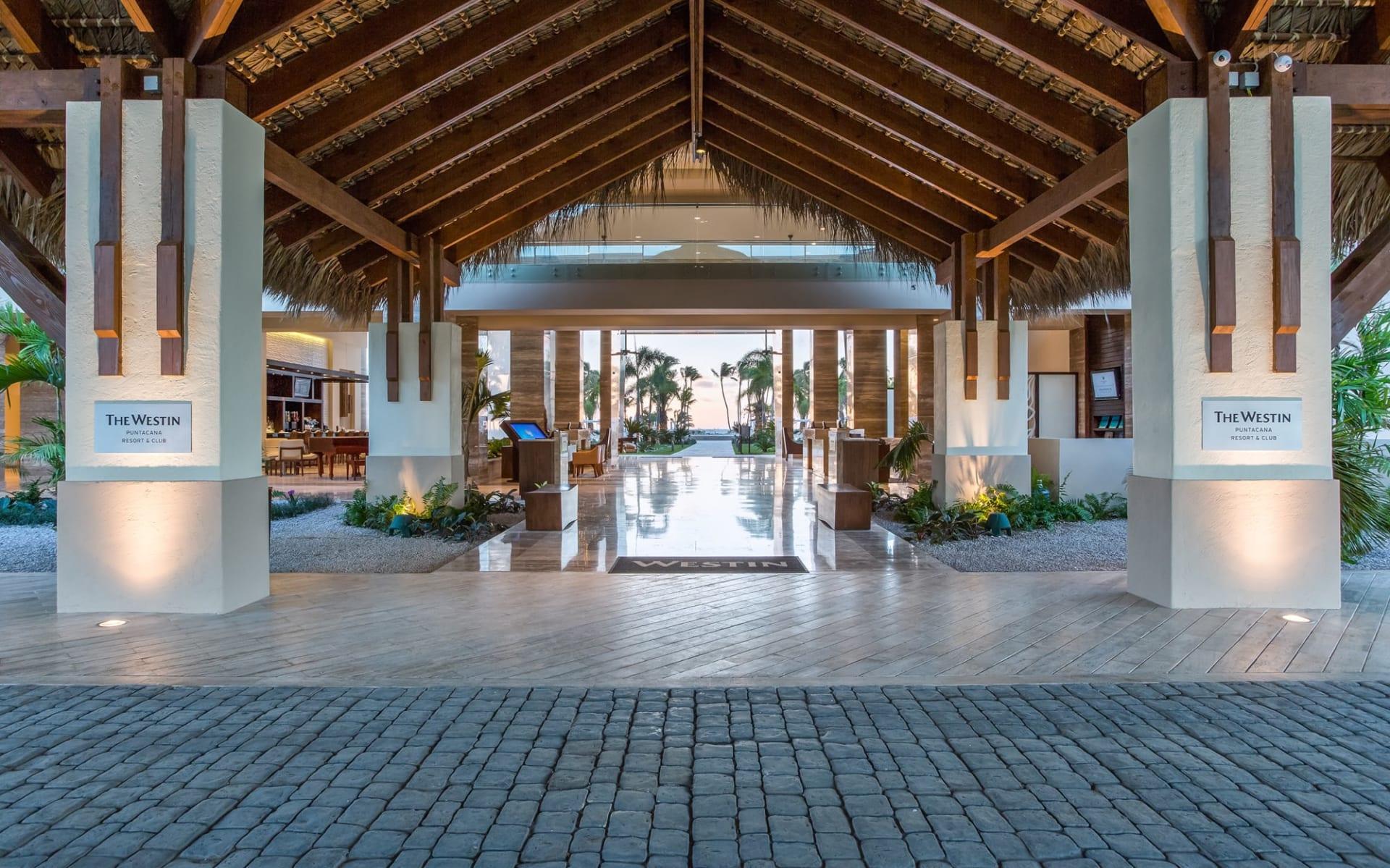 Westin Punta Cana Resort & Club:  Westin Punta Cana Resort & Club - Lobby