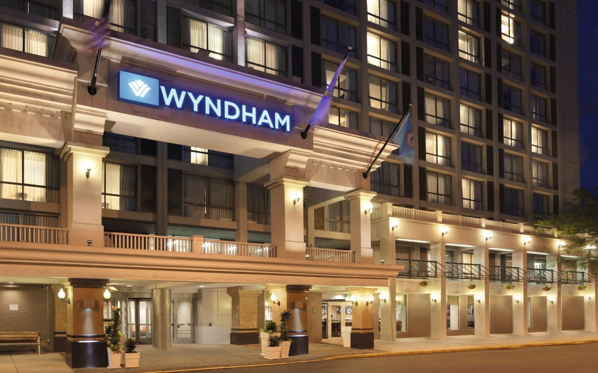 Wyndham Boston Beacon Hill:  Wyndham Boston Beacon Hill - Aussenansicht