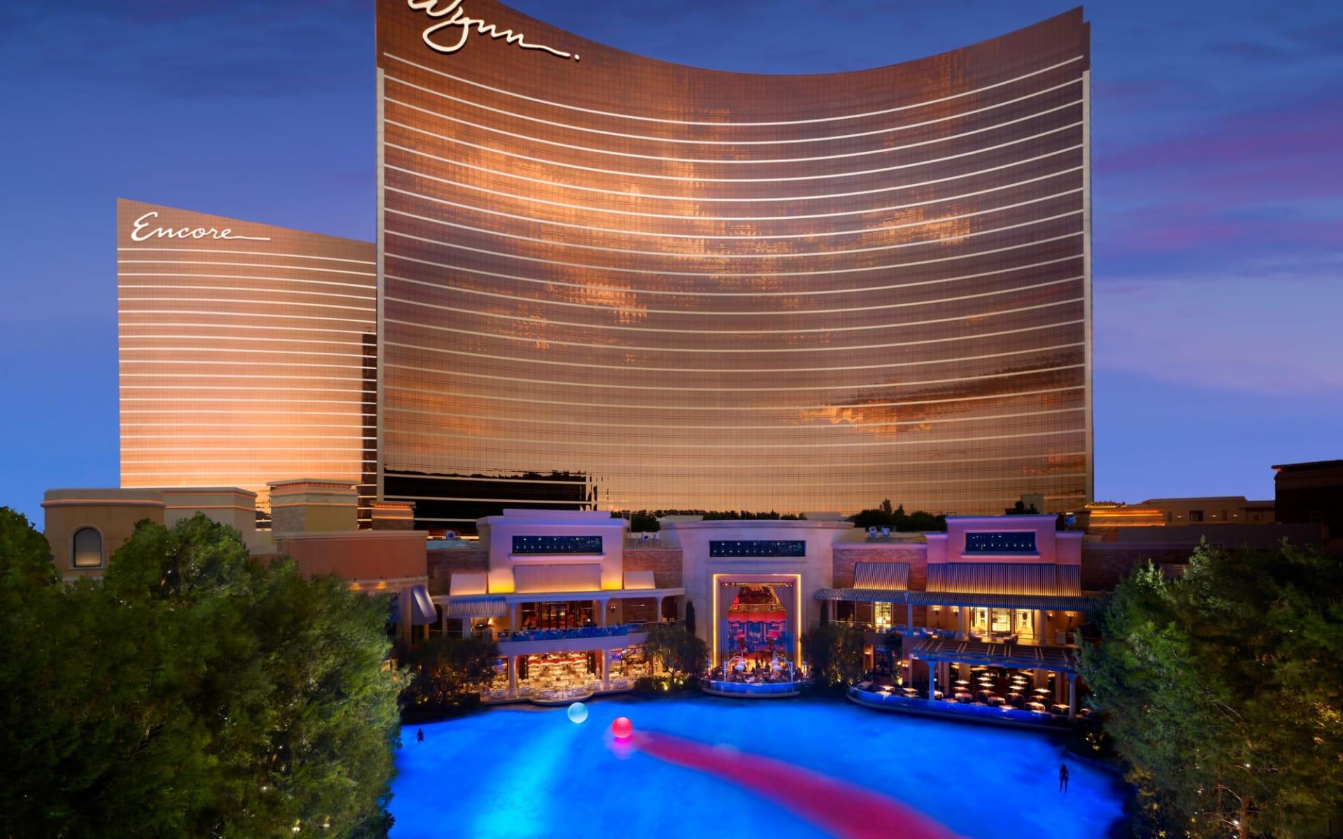 Wynn Las Vegas:  Wynn - Lake of Dreams