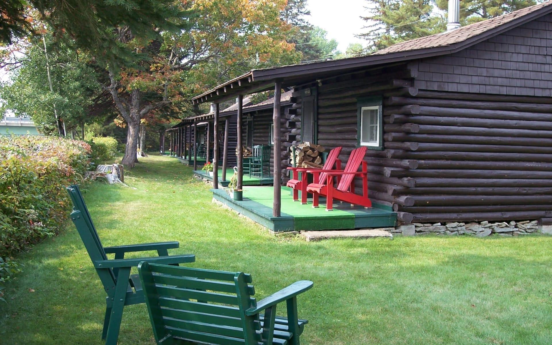 Pond's Resort on the Miramichi in Ludlow:  YMRPR_exterior_001