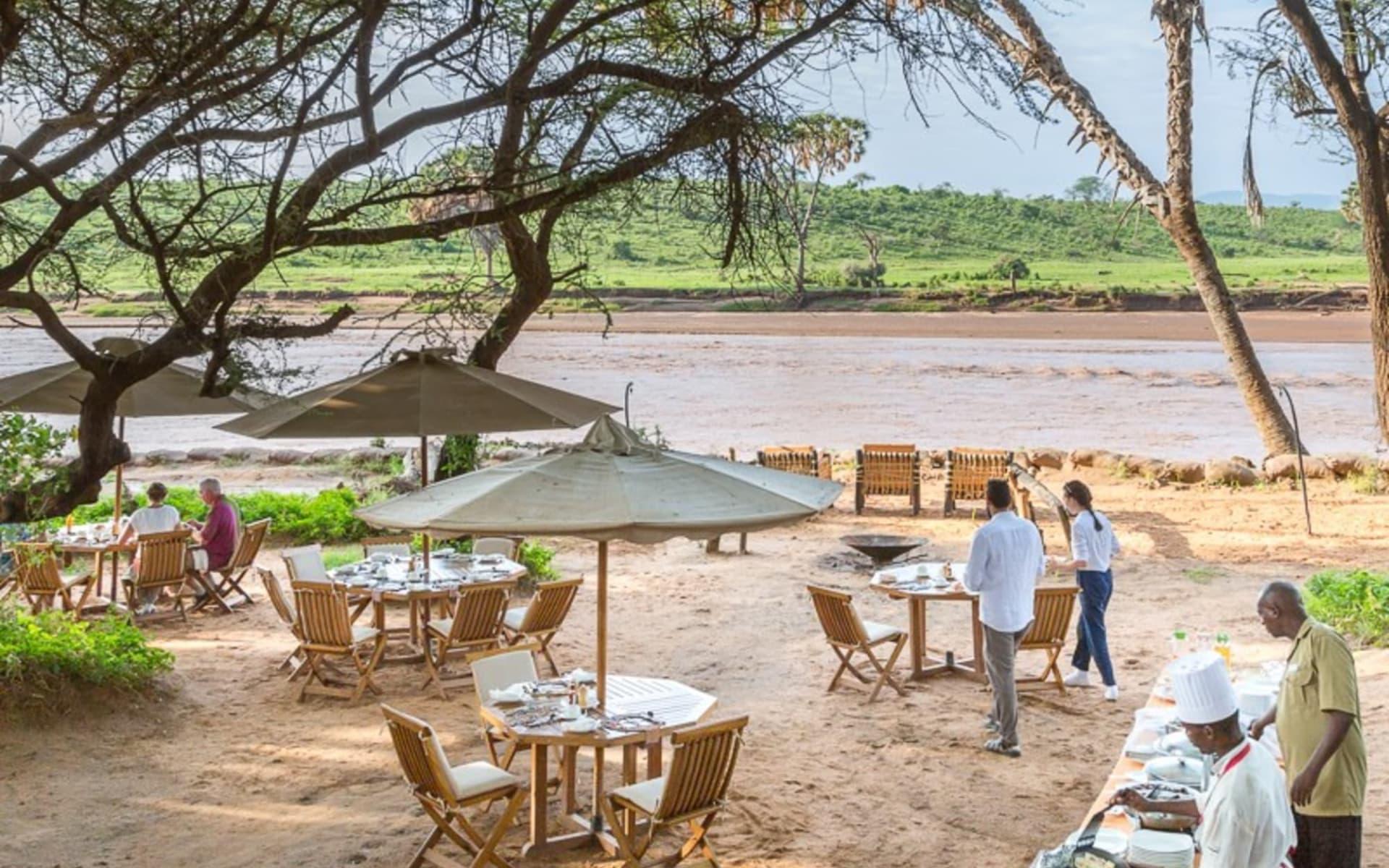 Elephant Bedroom Camp in Samburu: