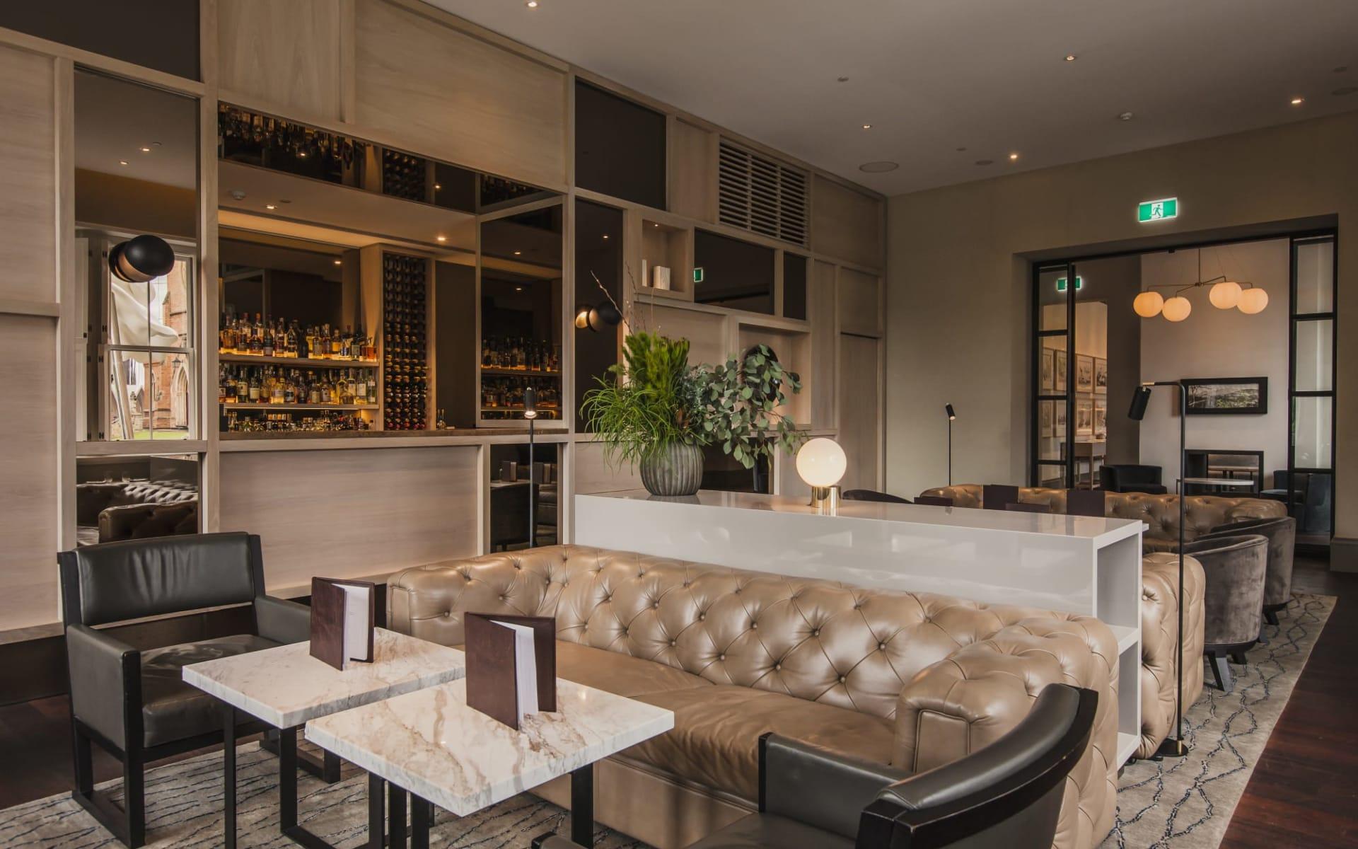 COMO The Treasury in Perth: Lounge und Bar
