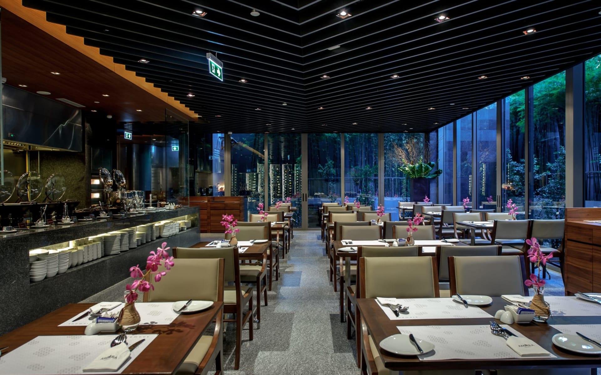 Amara Bangkok: Element Restaurant