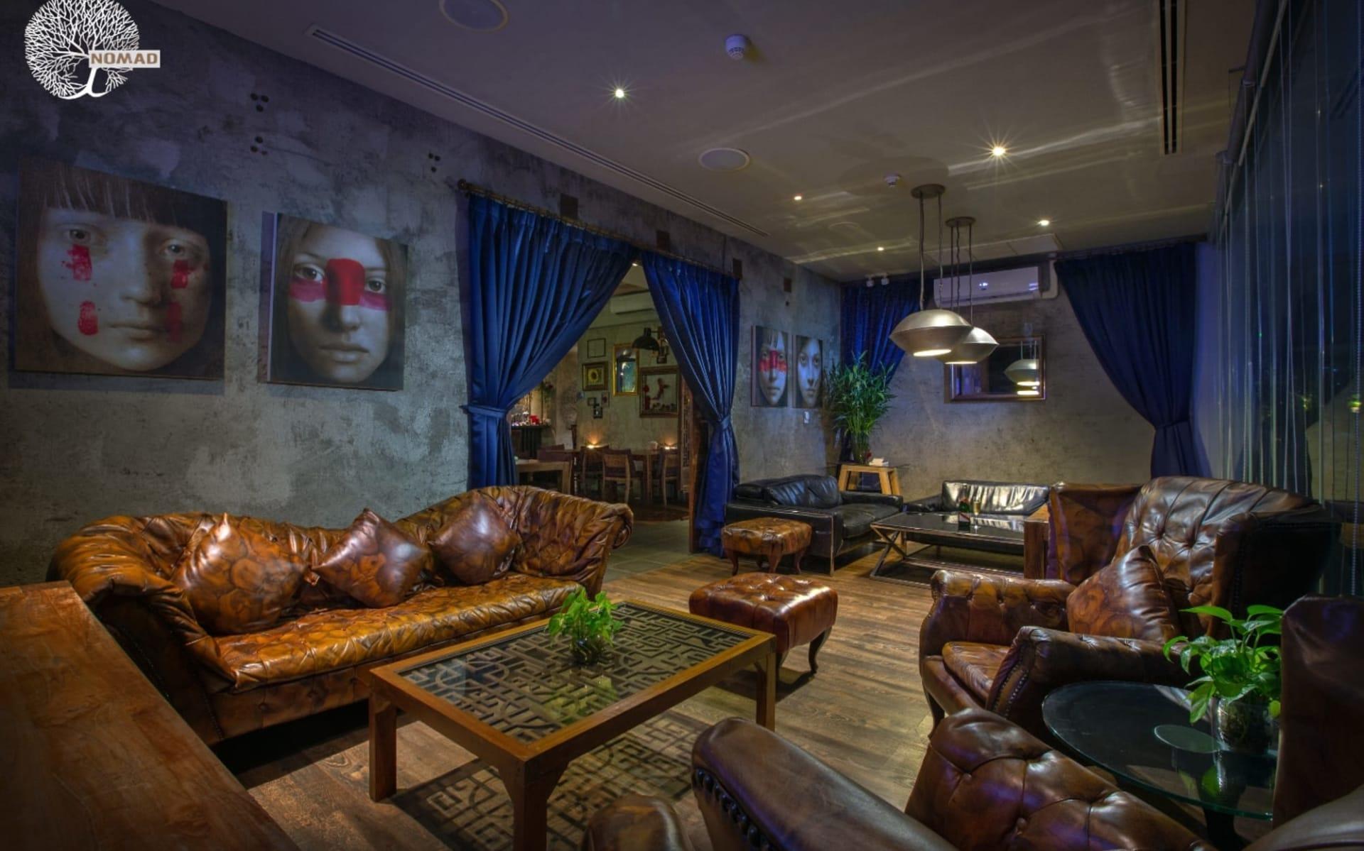 Galleria 10 Hotel in Bangkok: Nomad