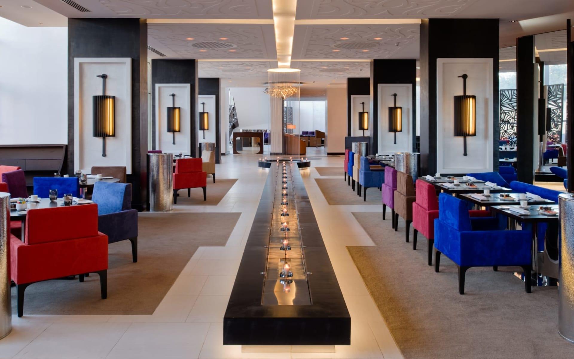 Sofitel Casablanca Tour Blanche: Restaurant Brasserie La Tour