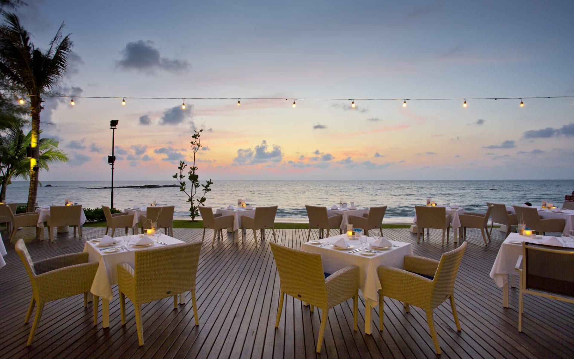 The Sands Khao Lak by Katathani: Talay Restaurant
