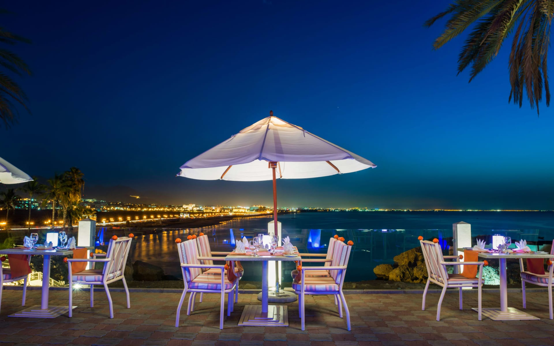 Crowne Plaza in Muscat: