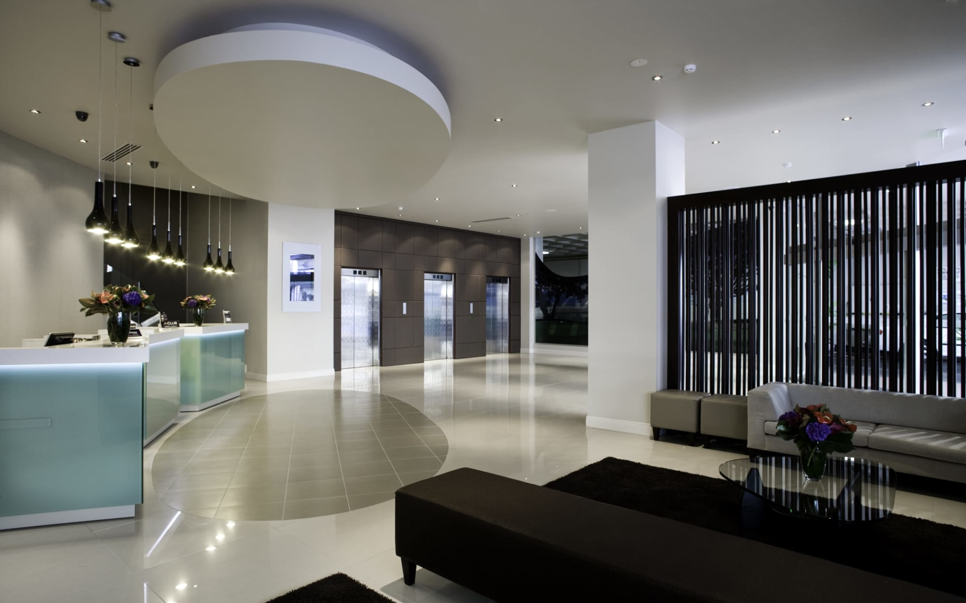 Grand Mercure Auckland: 1 Lobby