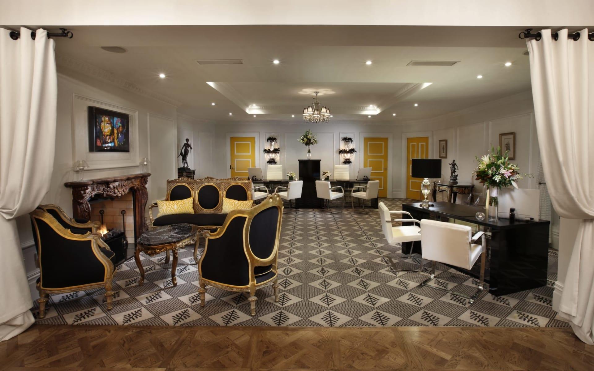 Sofitel Queenstown Hotel & Spa:  2  Reception