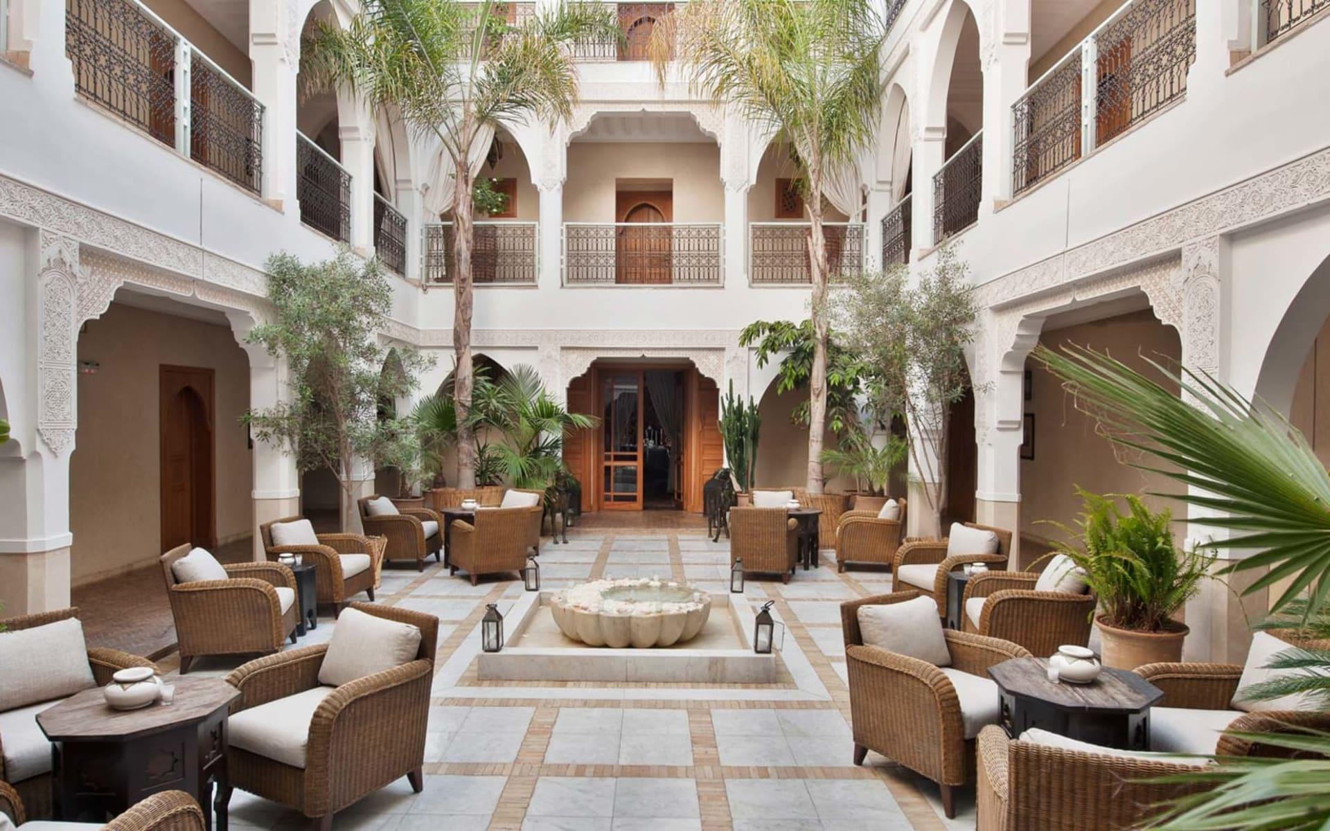 Riad Villa Blanche in Agadir: