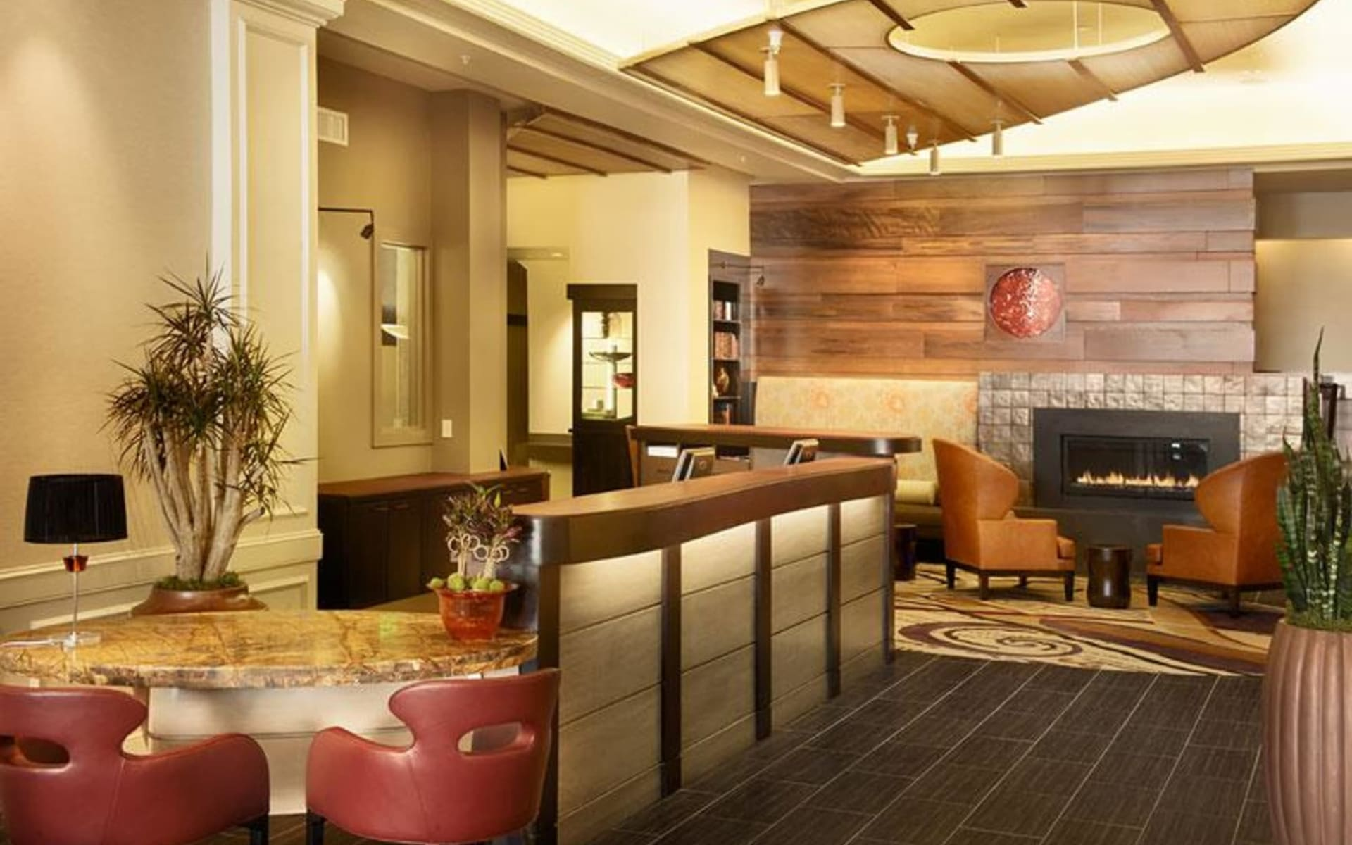 Hotel Abri in San Francisco:  Abri - Lobby