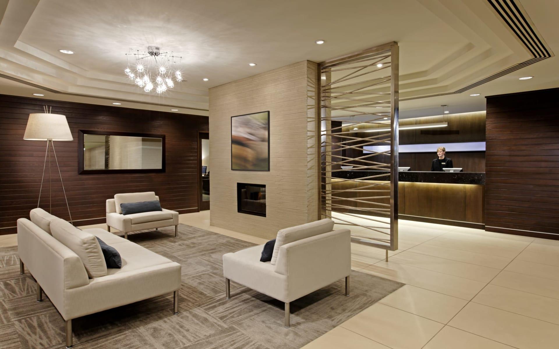 Cambridge Suites in Halifax:  Cambridge Suites_Lobby