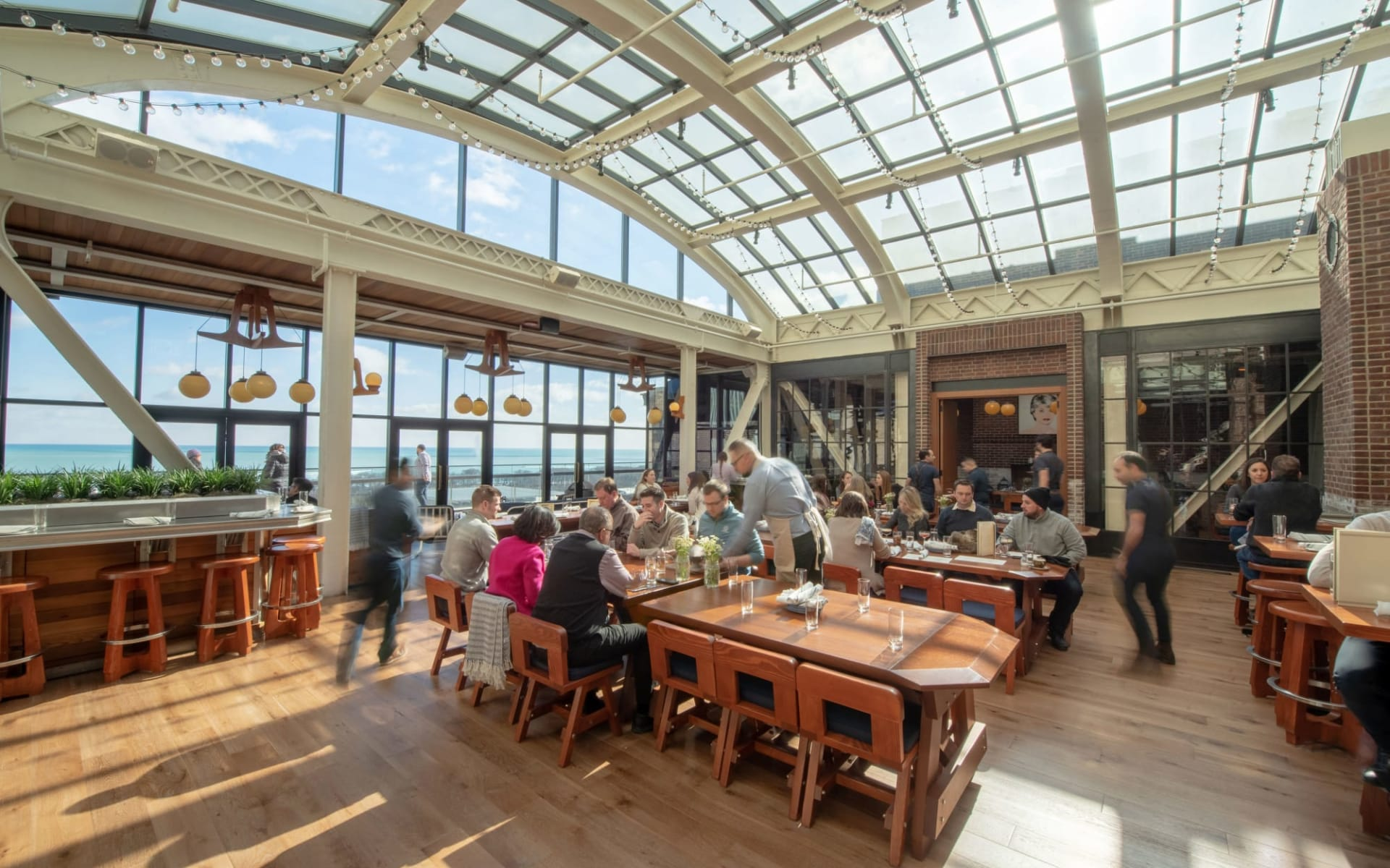 Chicago Athletic Association:  Chicago Atletic Association - Restaurant