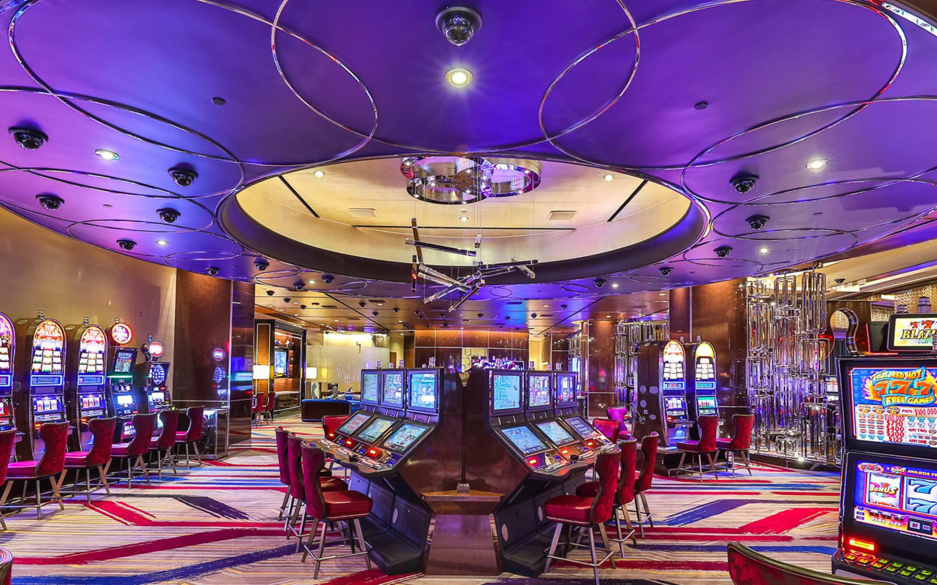 The Cosmopolitan of Las Vegas:  Cosmopolitan Las Vegas - High limit slots