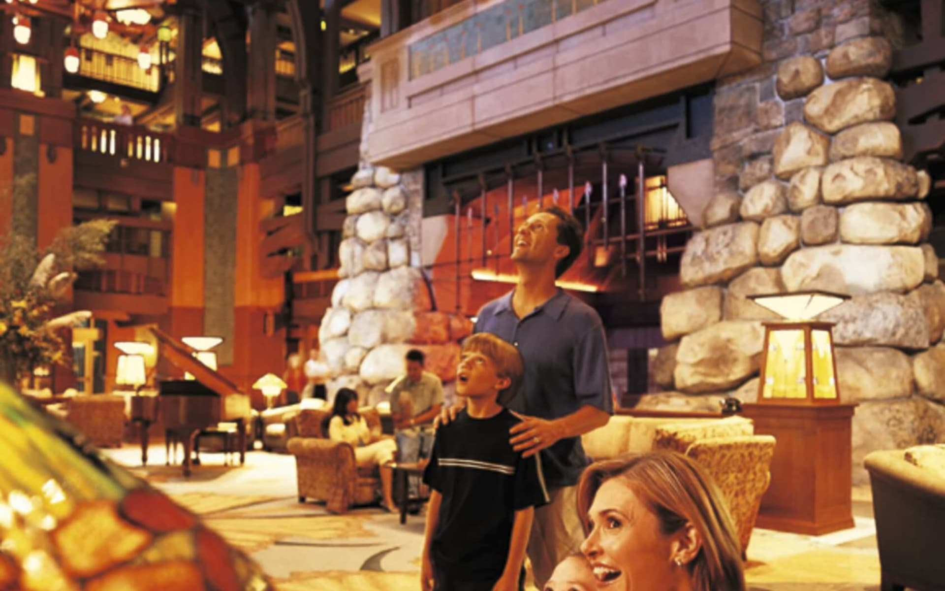 Disney's Grand Californian Hotel and Spa in Anaheim: facilities disneys grand california hotel familie