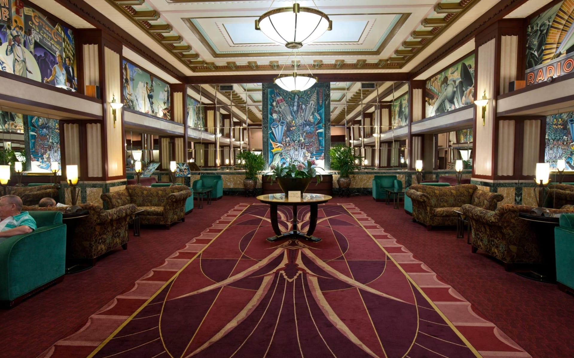 Edison Hotel in New York - Manhattan: Edison  - Lobby