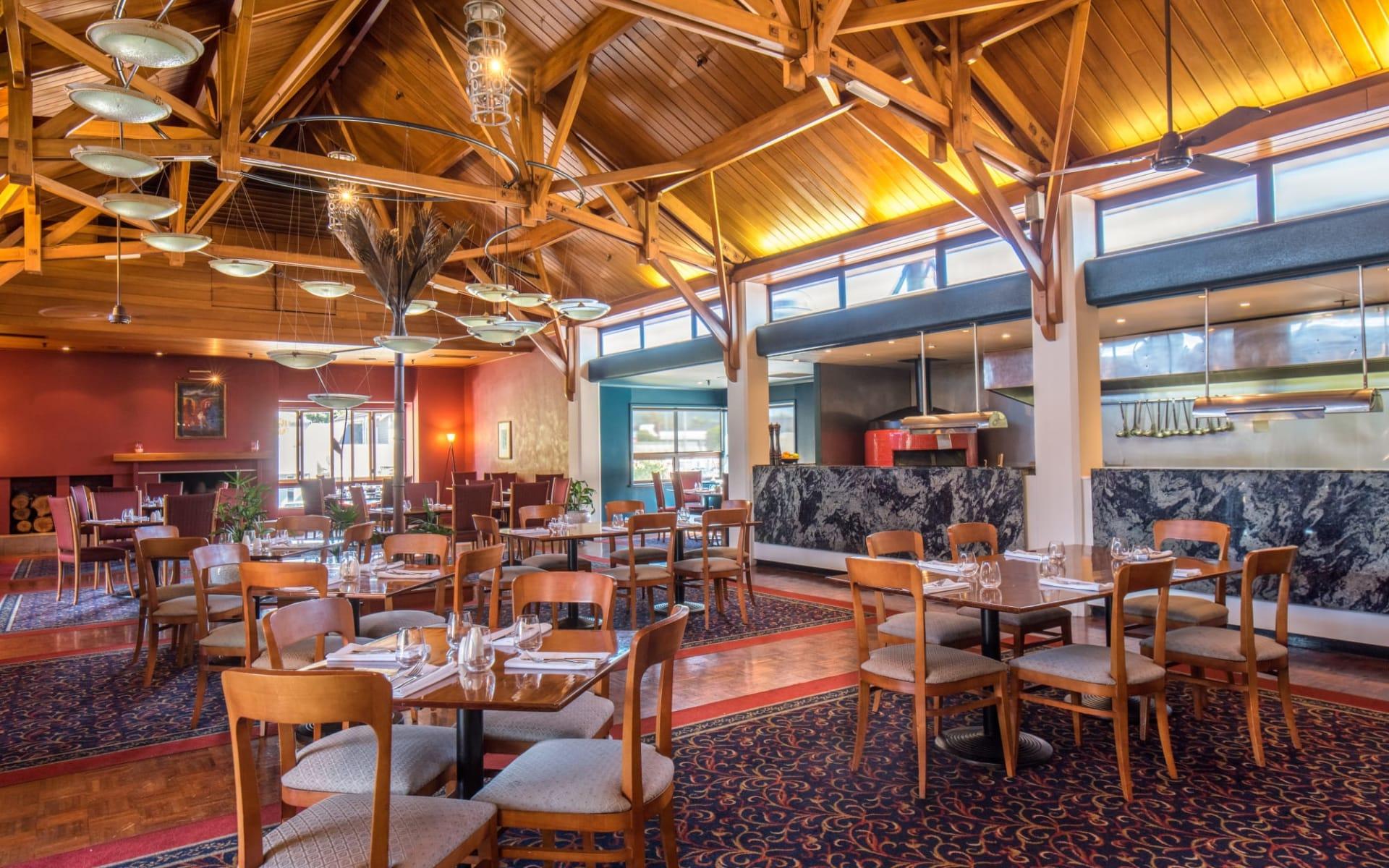 Millennium Hotel Rotorua:  Hi_13528_95125387_V_Nikau_Restaurant_4