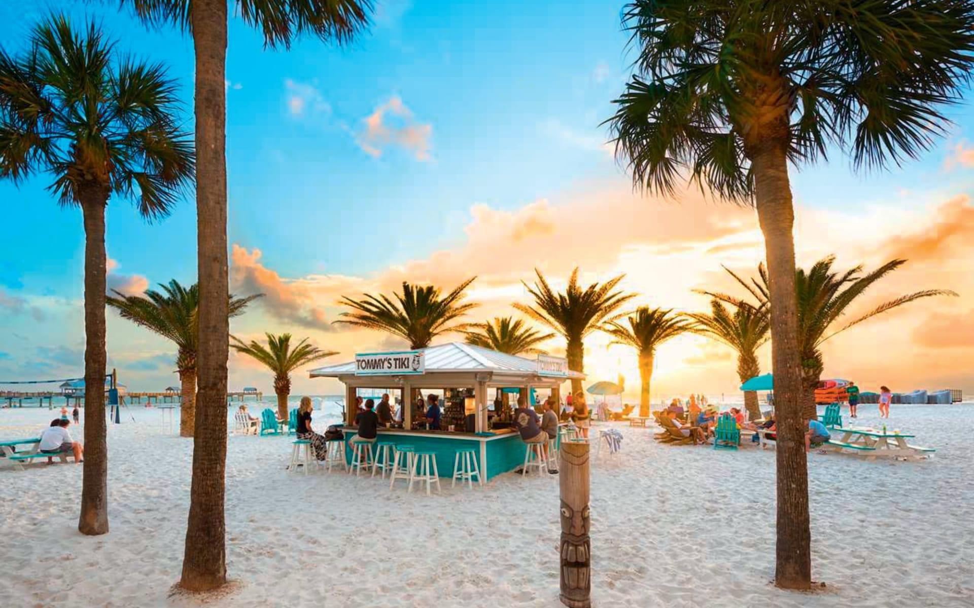 Hilton Clearwater Beach Resort: facilities hilton clearwater beach resort palmenstrand