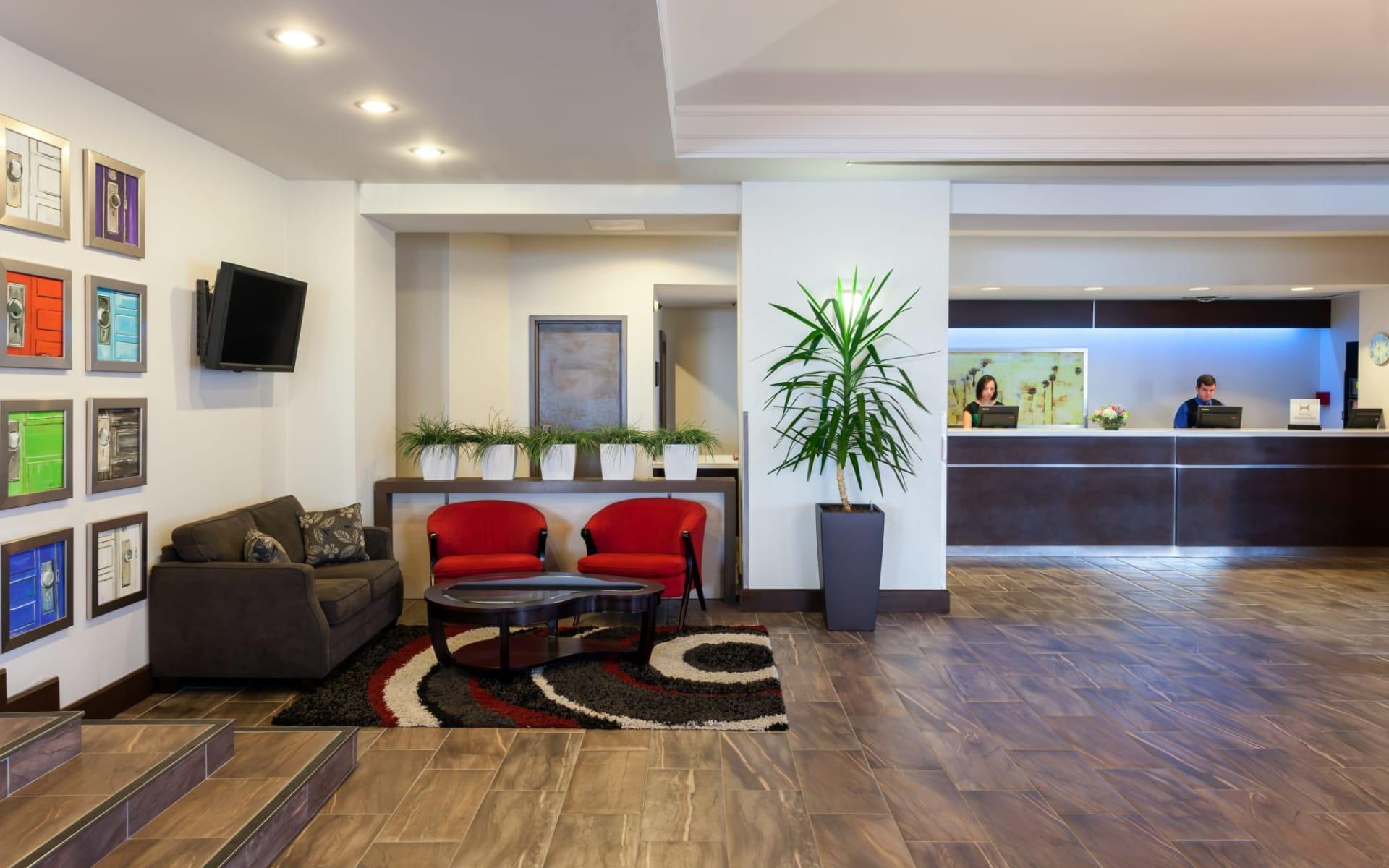 Hilton Saint John: facilities_Hilton Saint John_Lobby