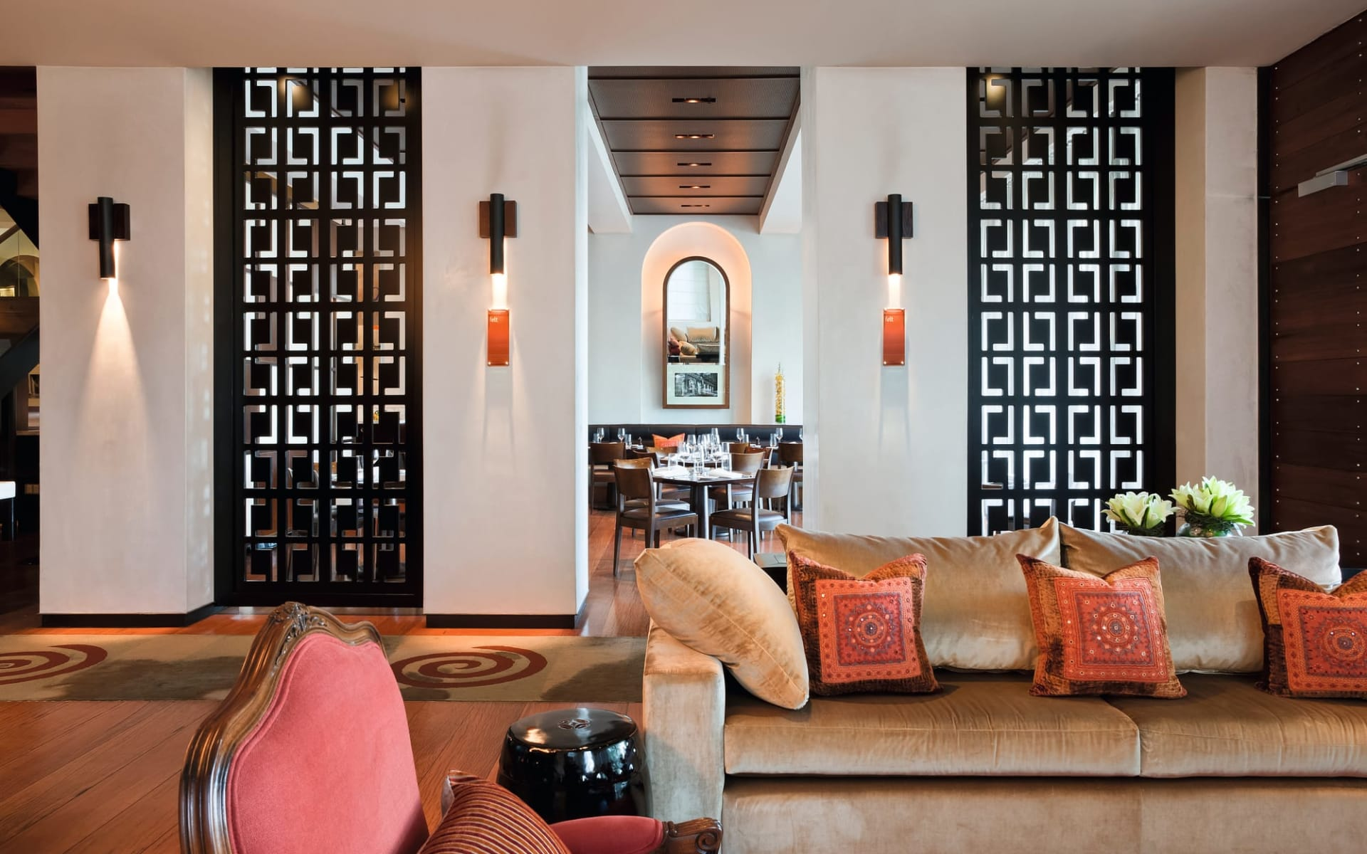 Lindrum Hotel - MGallery by Sofitel in Melbourne: Facilities Hotel Lindrum MGallery Melbourne Victoria Australien  Lobby des Hotels 2017