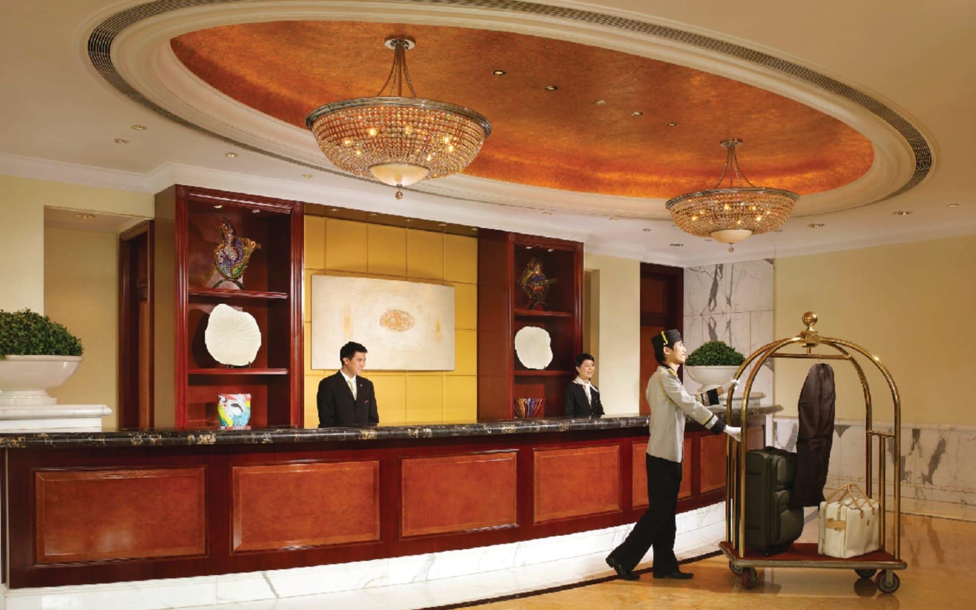 Royal Macau: Hotel Lobby Reception
