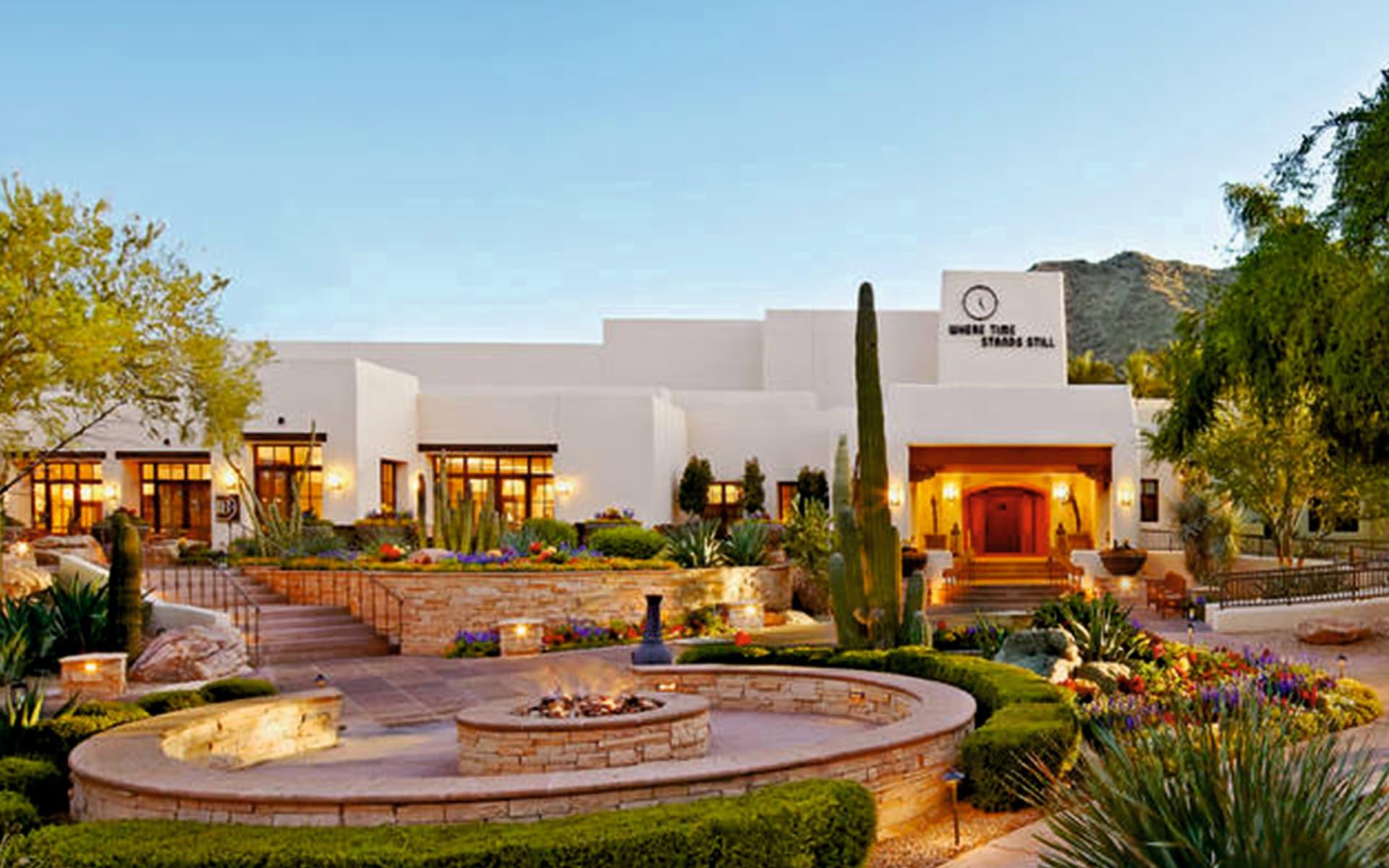 JW Marriott Scottsdale Camelback Inn Resort & Spa: facilities jw marriott scottsdale camelback inn resort and spa gartenanlage
