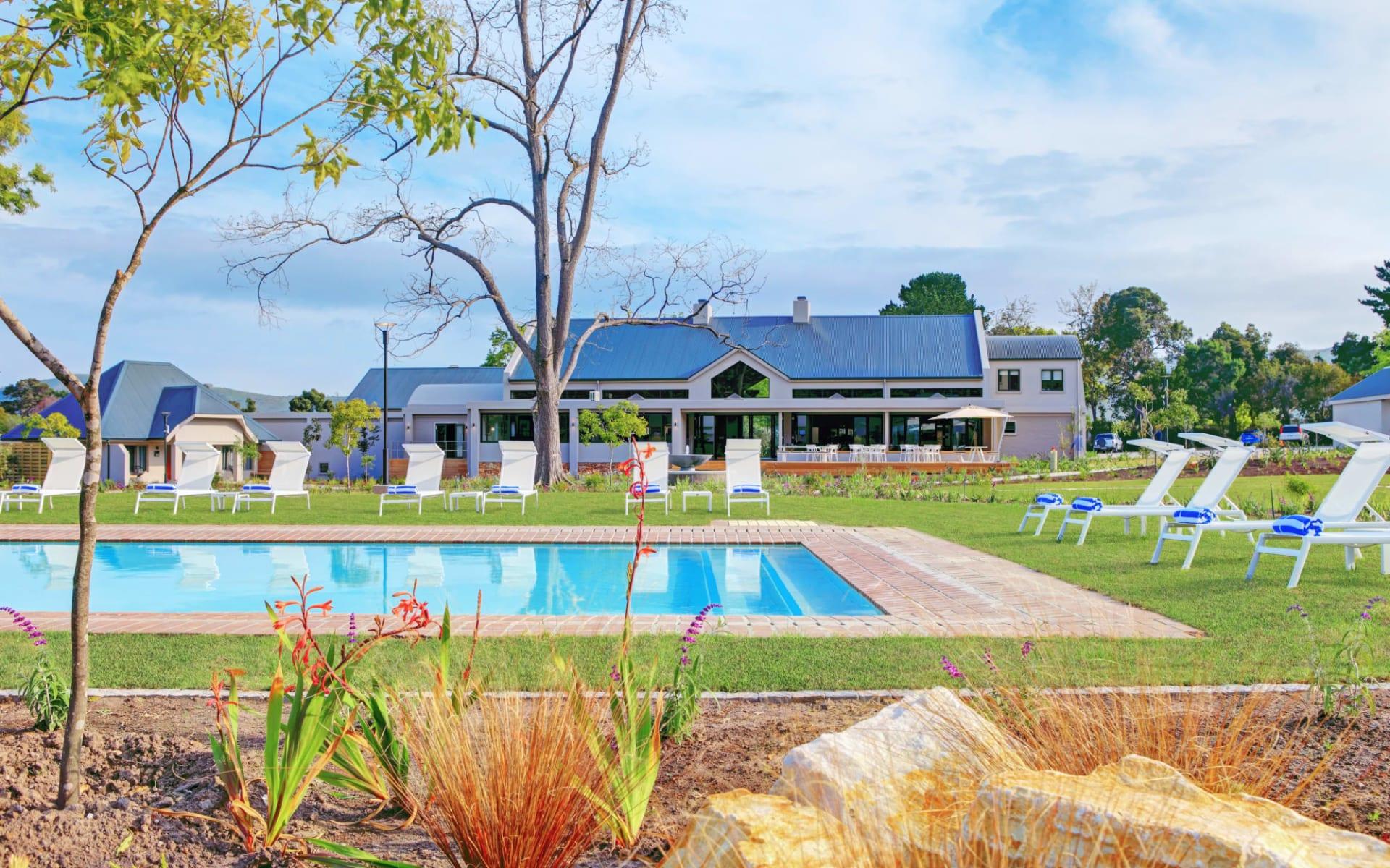 Knysna Hollow Country Estate: facilities Knysna Hollow - Swimmingpool