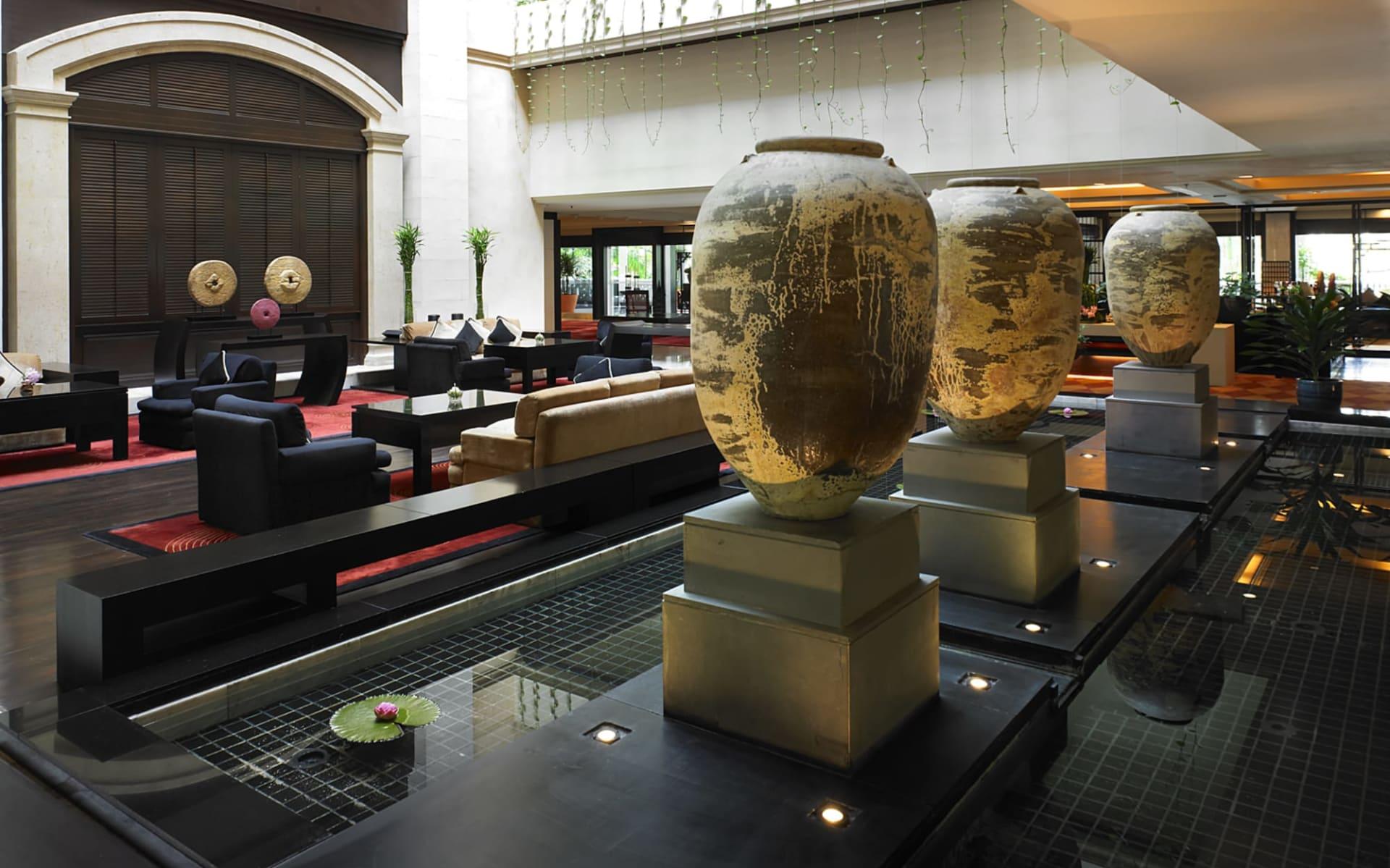 Anantara Riverside Bangkok Resort: Lobby