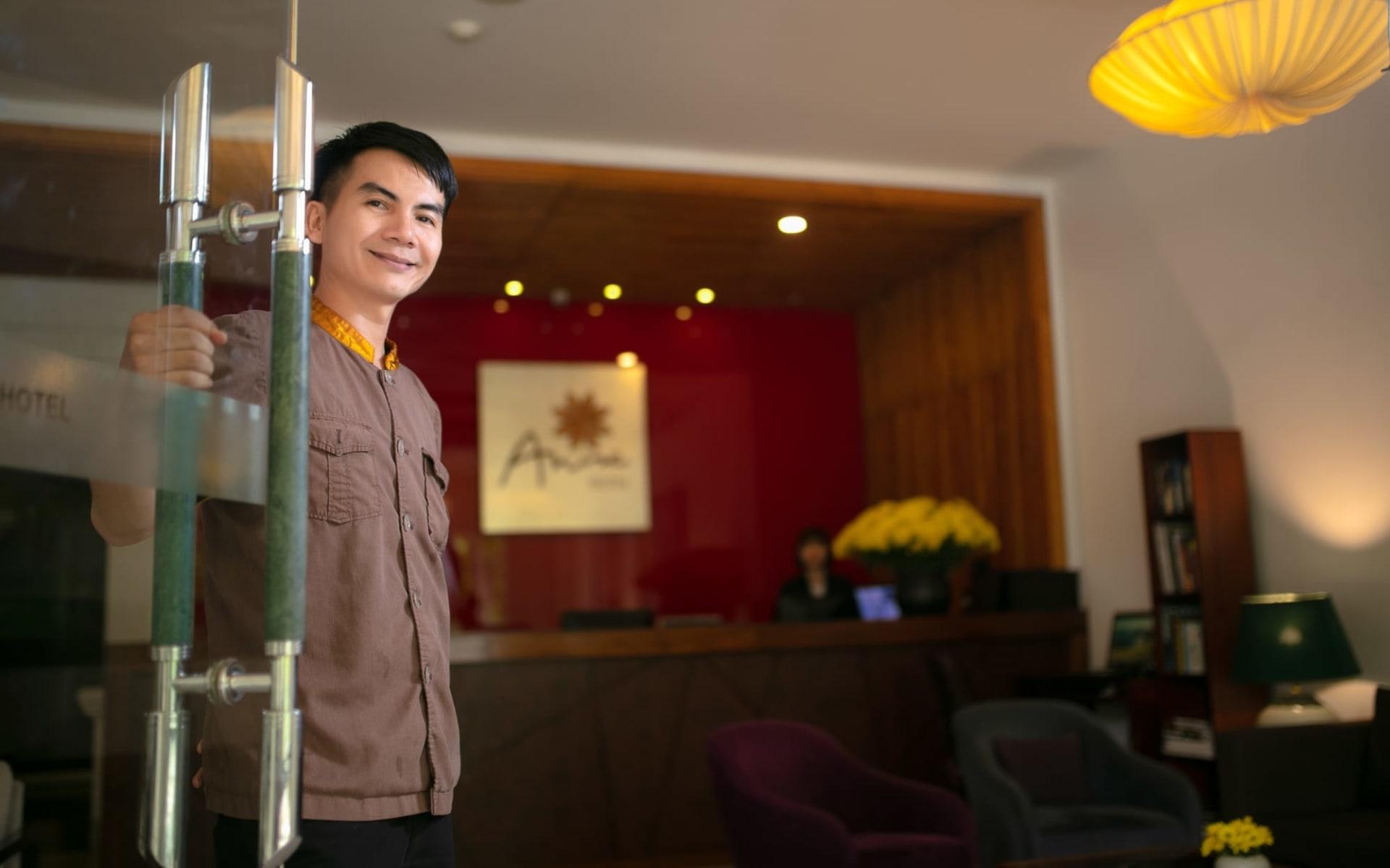 Anise in Hanoi: Lobby