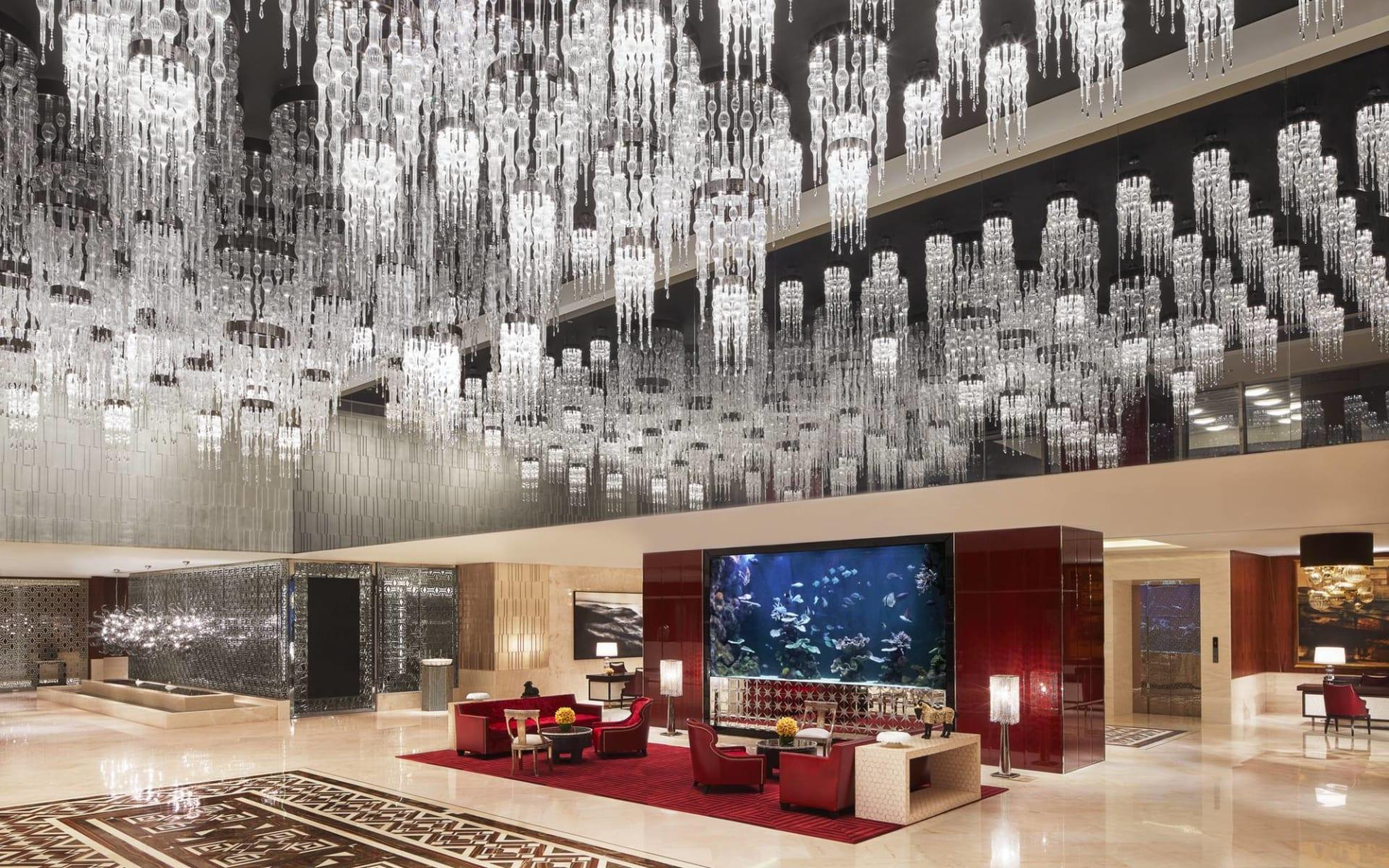 Taj Santacruz in Mumbai: Lobby