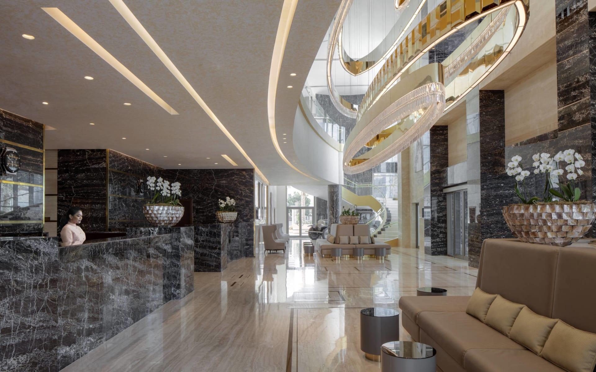 Dusit Doha Hotel: Lobby