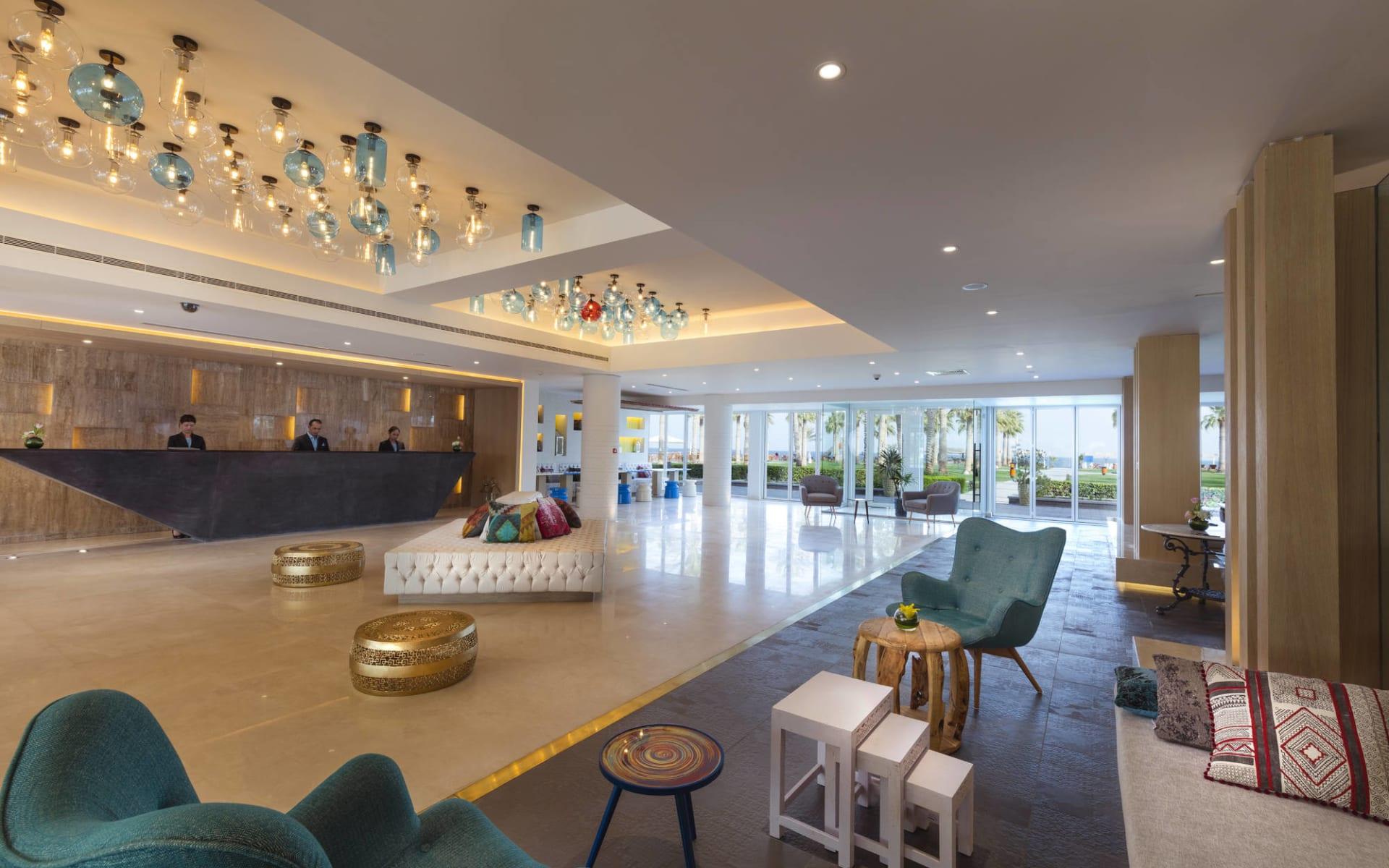 Sealine Beach A Murwab Resort in Doha:  Lobby