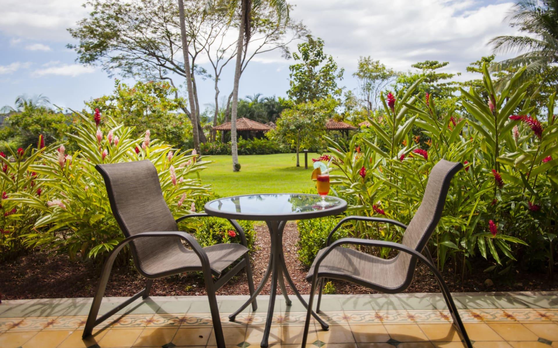 Los Sueños Marriott Ocean & Golf Resort in Herradura:  LosSueñosMarriott Garden 2