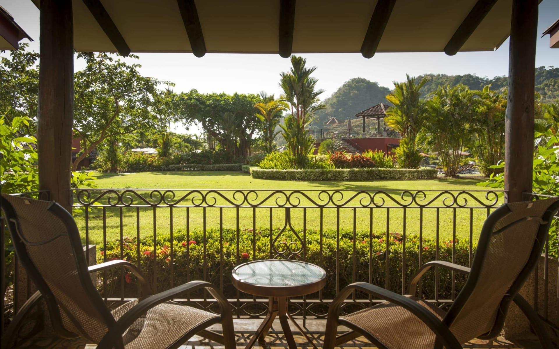 Los Sueños Marriott Ocean & Golf Resort in Herradura:  LosSueñosMarriott Garden