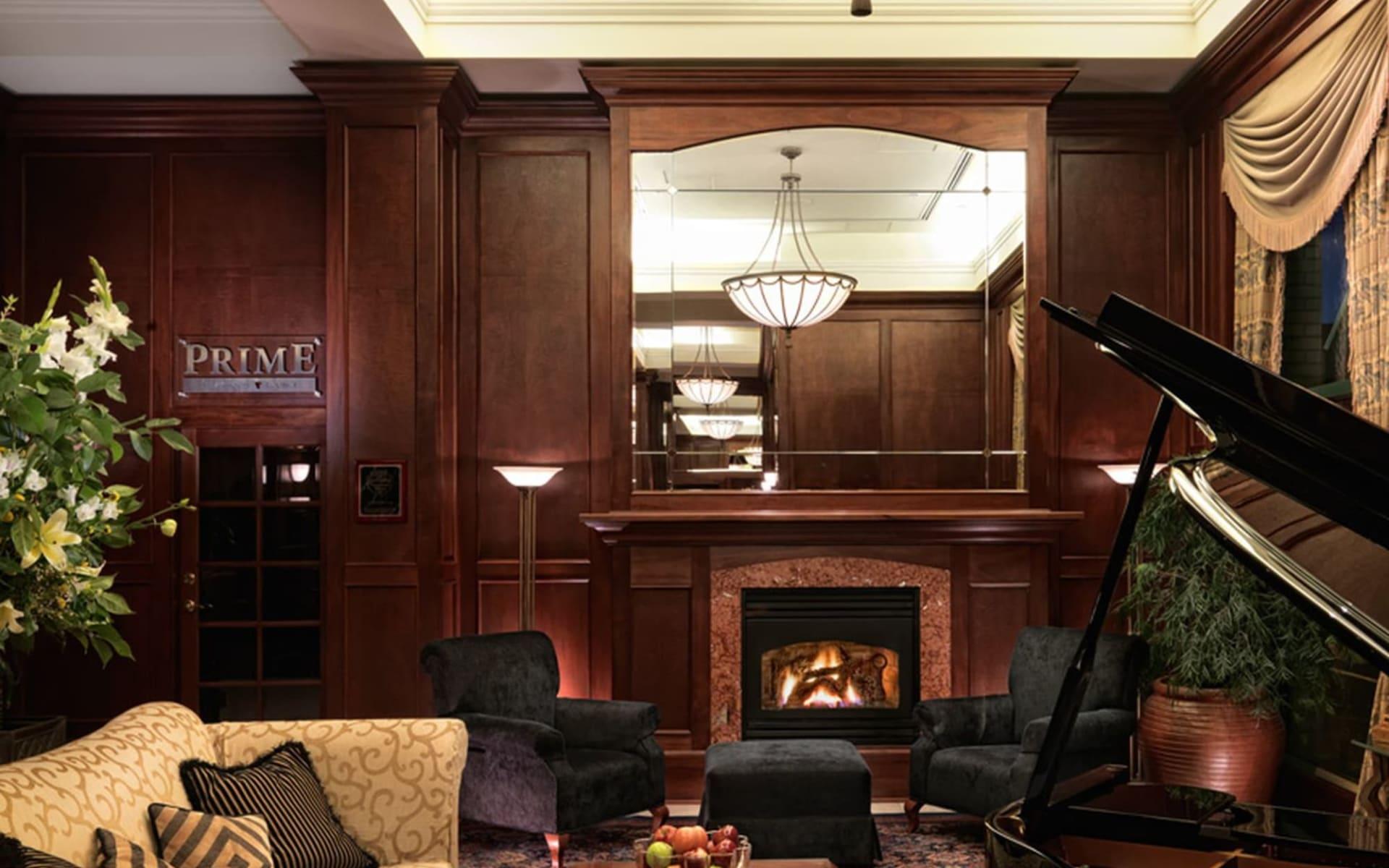 Magnolia Hotel & Spa in Victoria: Magnolia Hotel & Spa_Lobby