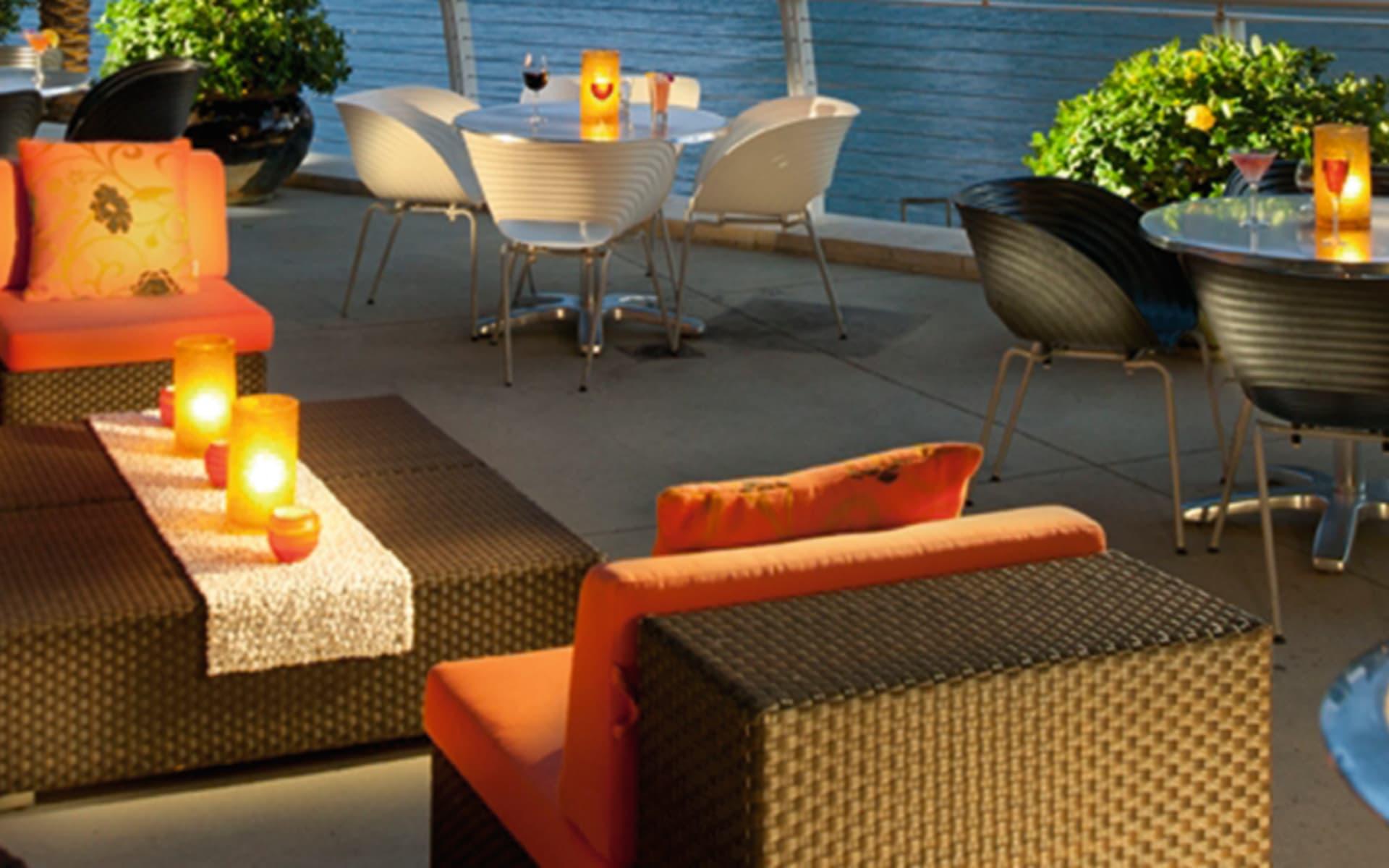 Mandarin Oriental Miami: facilities mandarin oriental miami lounges terrasse