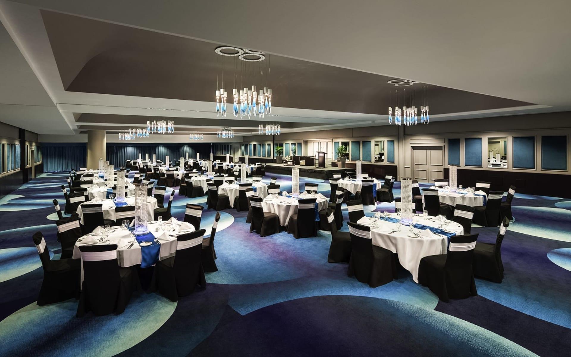 Mercure Brisbane: Facilities Mercure Brisbane Dinner Saal