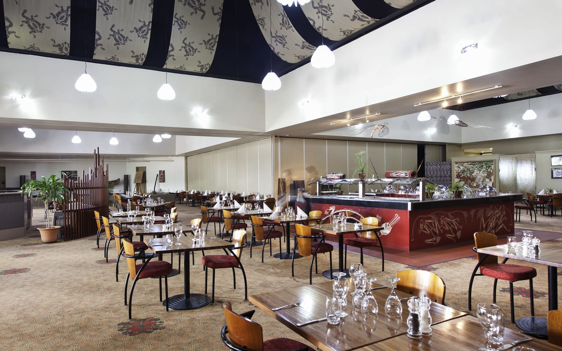 Mercure Kakadu Crocodile Hotel in Jabiru:  Mercure Kakadu Crocodile Hotel - Restaurant