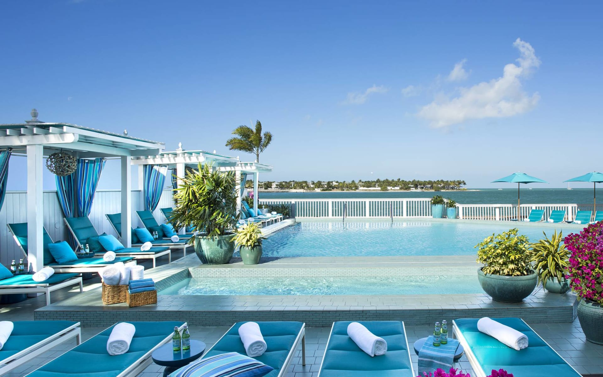 Ocean Key Resort & Spa in Key West:  Ocean Key Resort_Pool