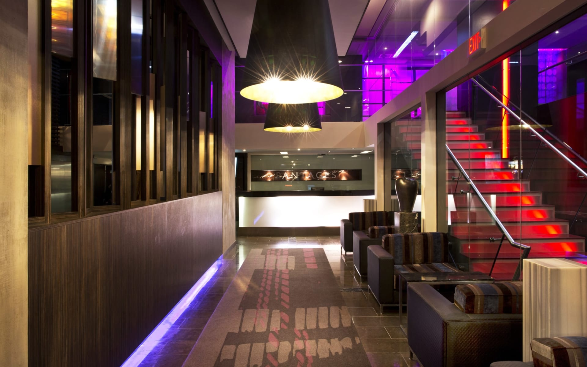 Pantages Hotel & Spa in Toronto:  Pantages Hotel & Spa_Lobby