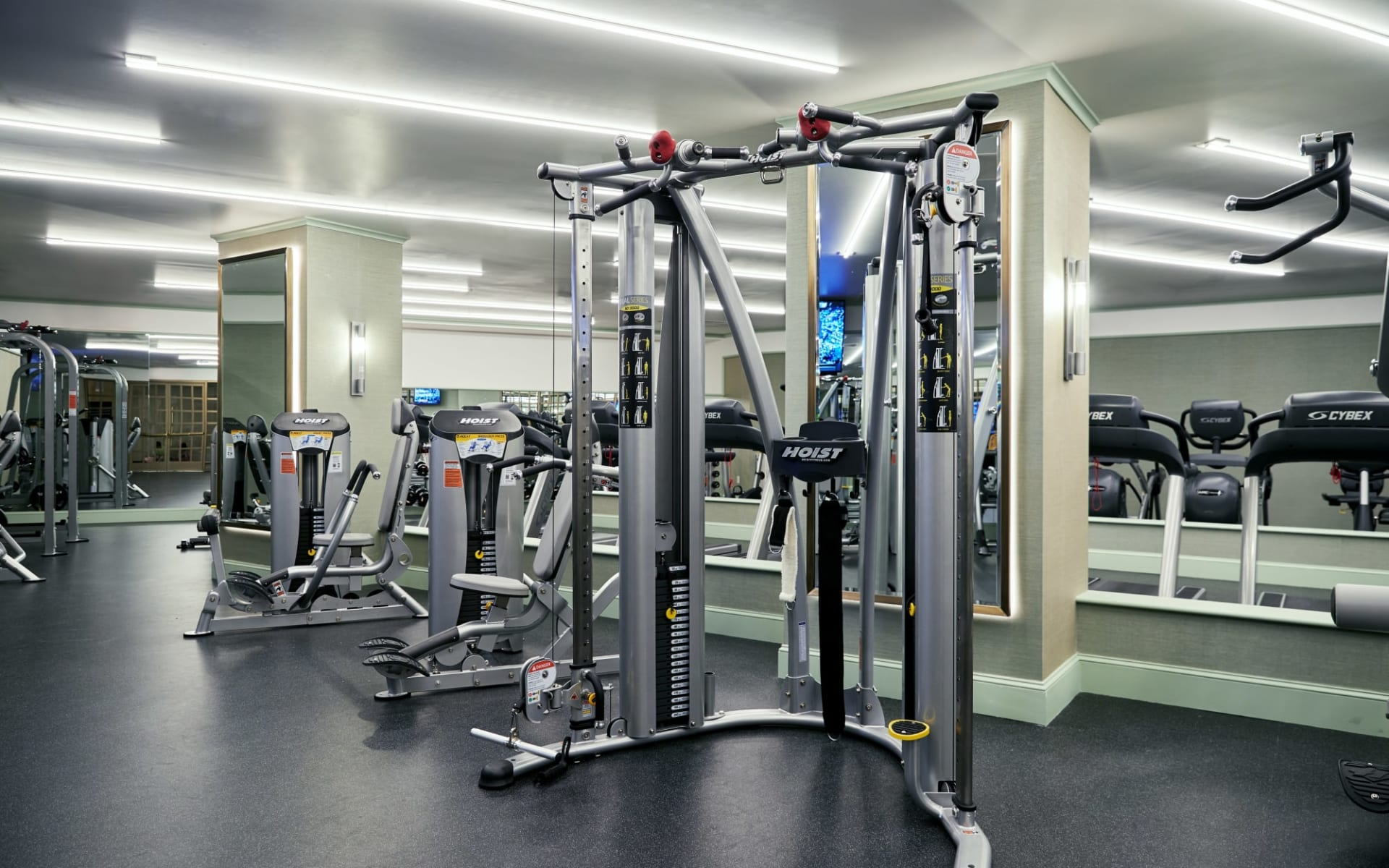 Park MGM Las Vegas: Facilities_Park MGM_Fitness Center_Bonotel