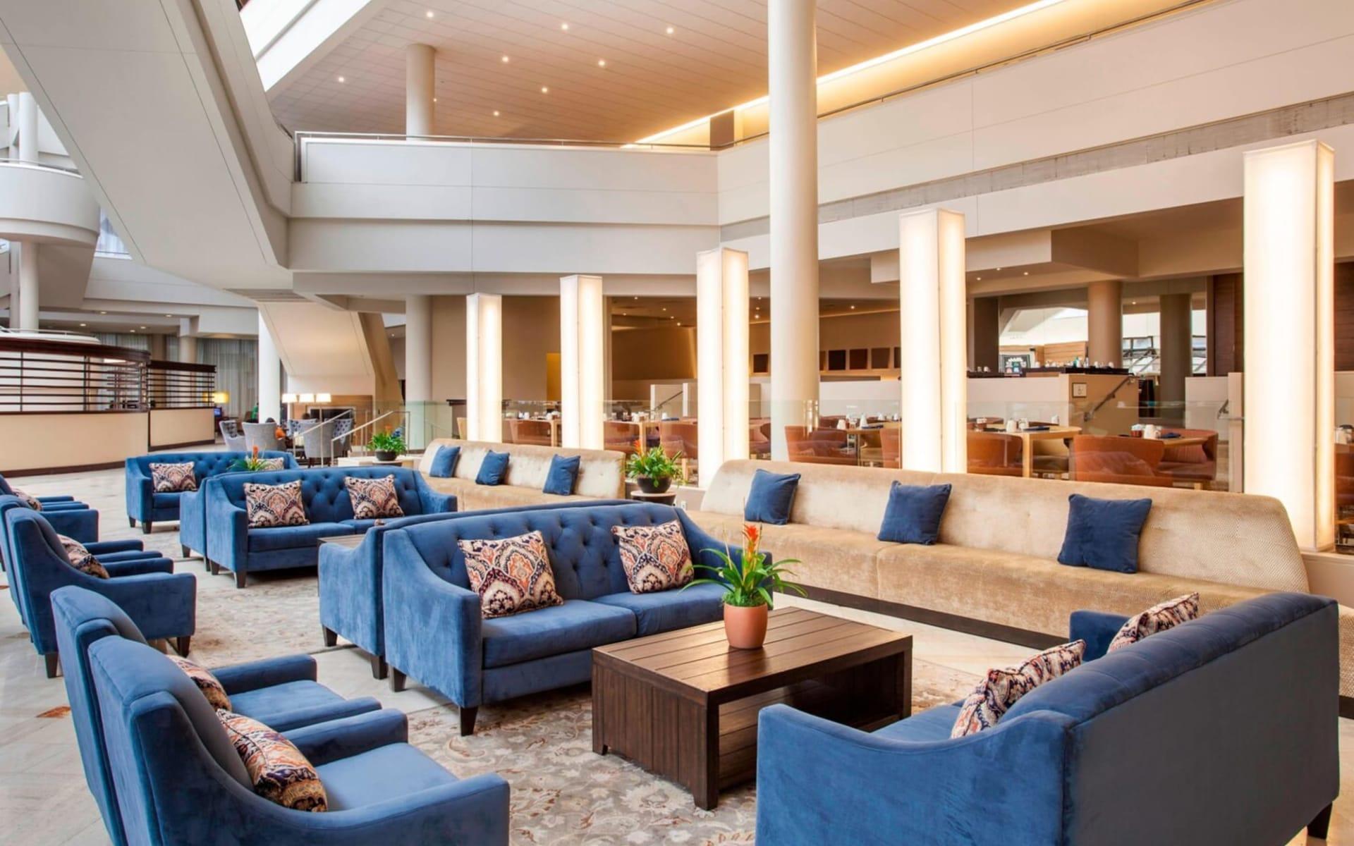 Sheraton Philadelphia Downtown:  Philadelphia 201 - Lobby