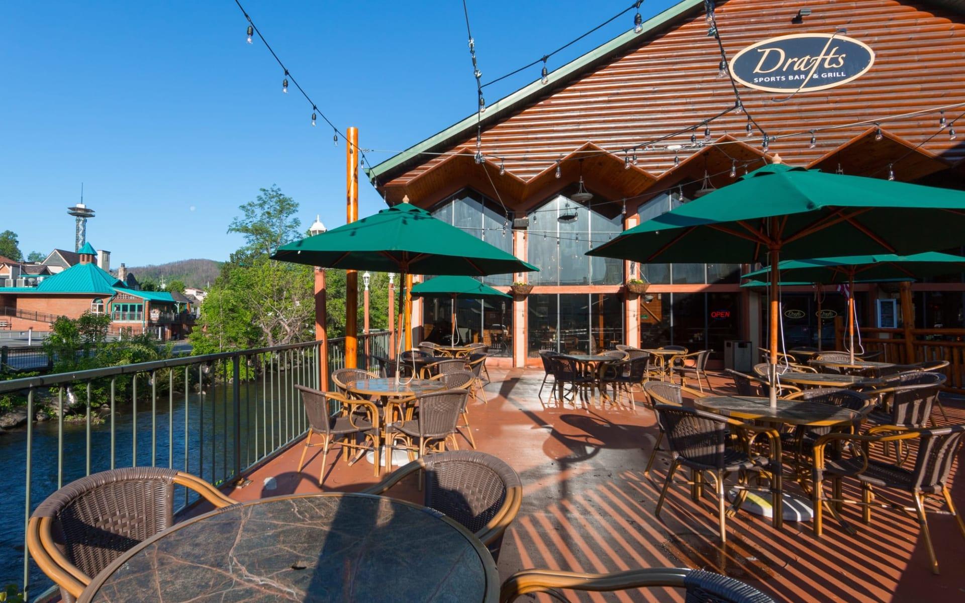 River Terrace Resort in Gatlinburg: Facilities_River Terrace Resort_Restaurant_Tourmappers