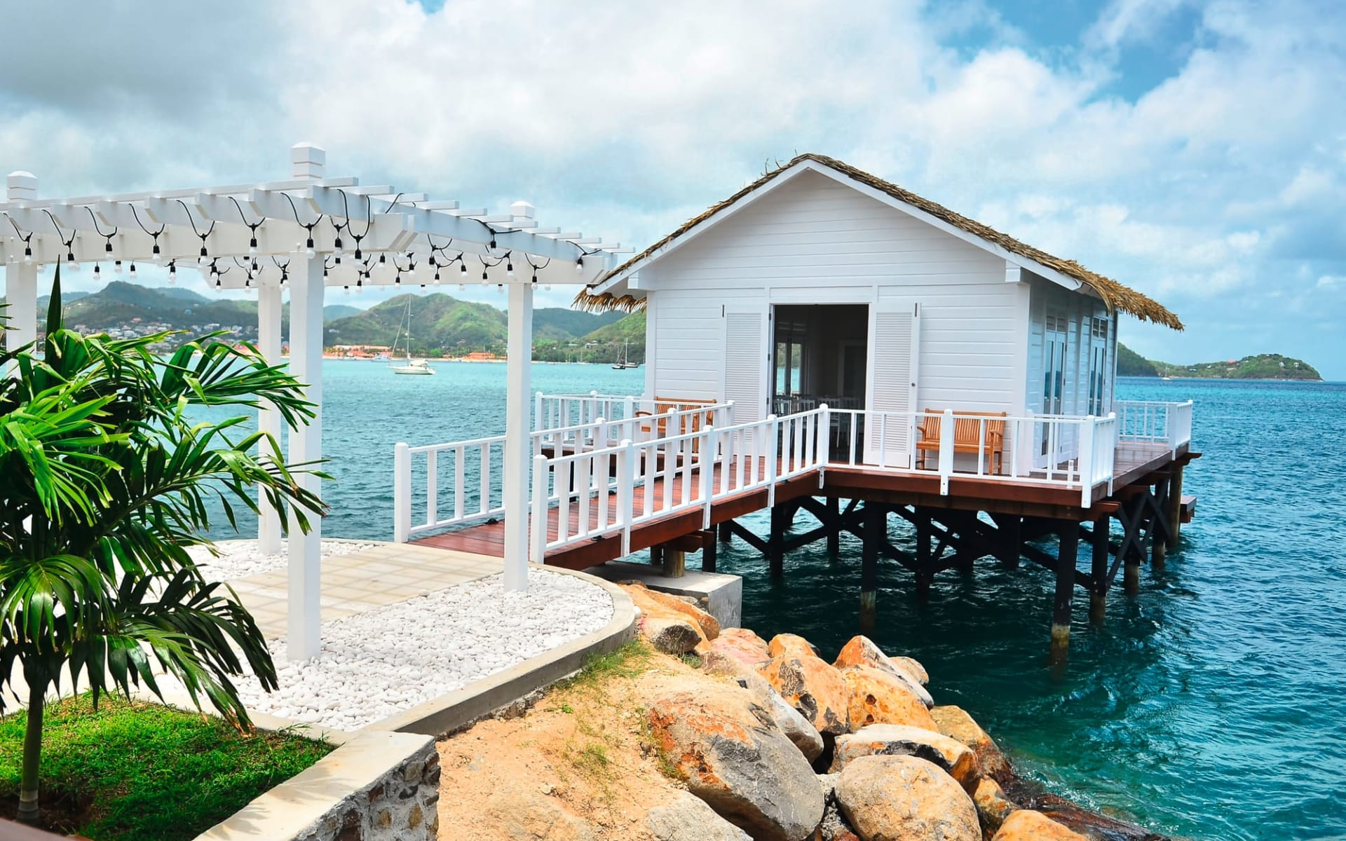 Sandals Grande St. Lucian Spa & Beach Resort in Gros Islet:  Sandals Grande St. Lucian (2)