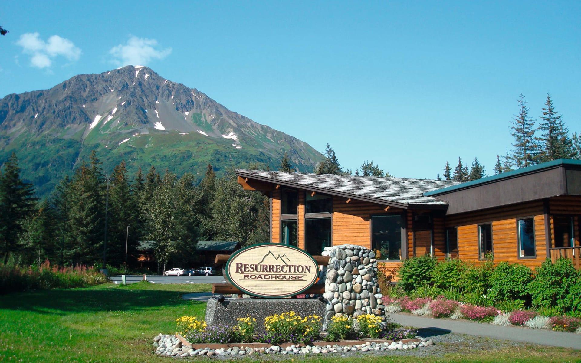 Seward Windsong Lodge: facilities seward windsong lodge hauptgebäude