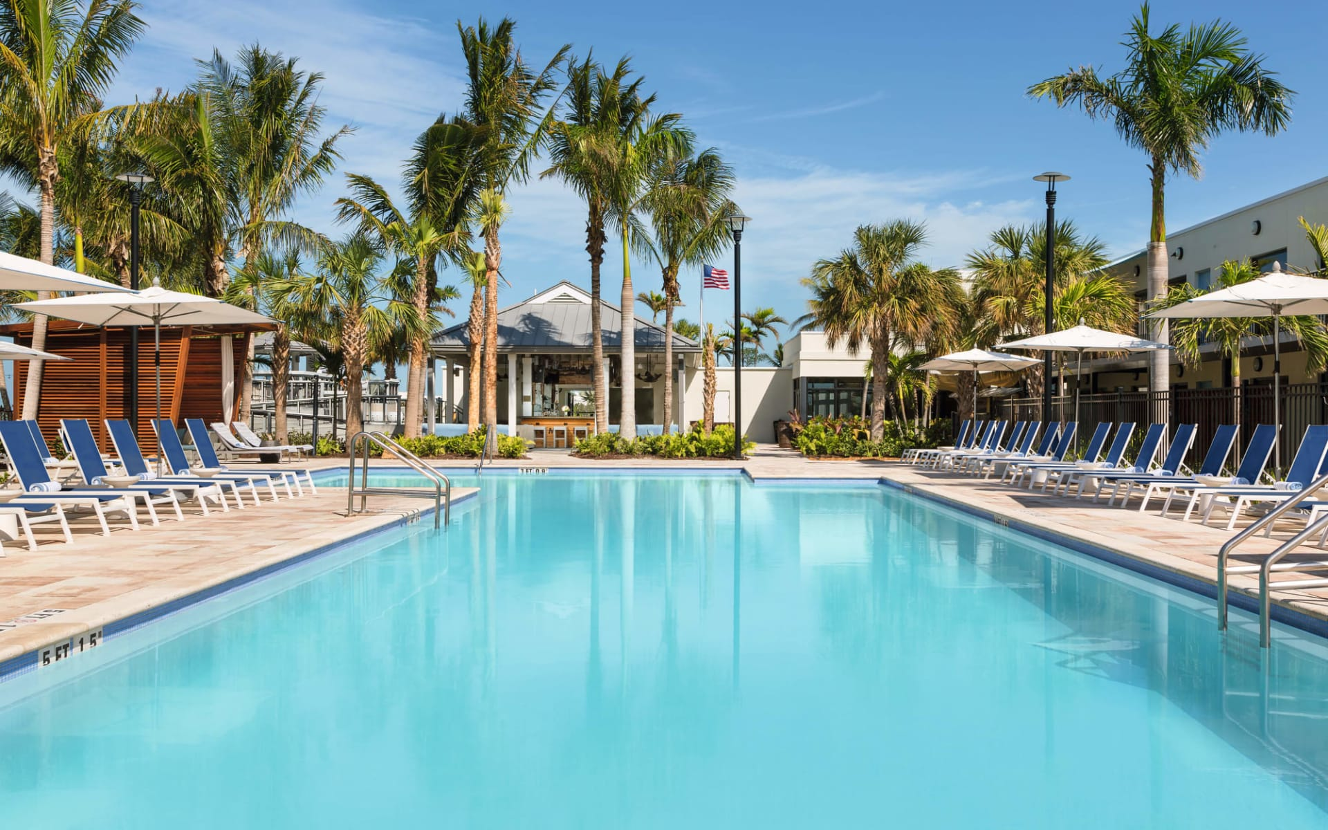 The Gates Hotel Key West:  The Gates_Pool